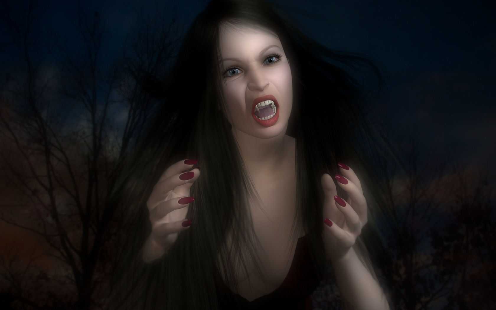 Fantasy Vampire Wallpapers | Full HD Pictures