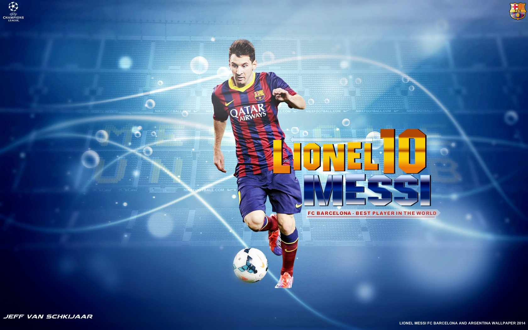 Lionel Messi Full Size Hd