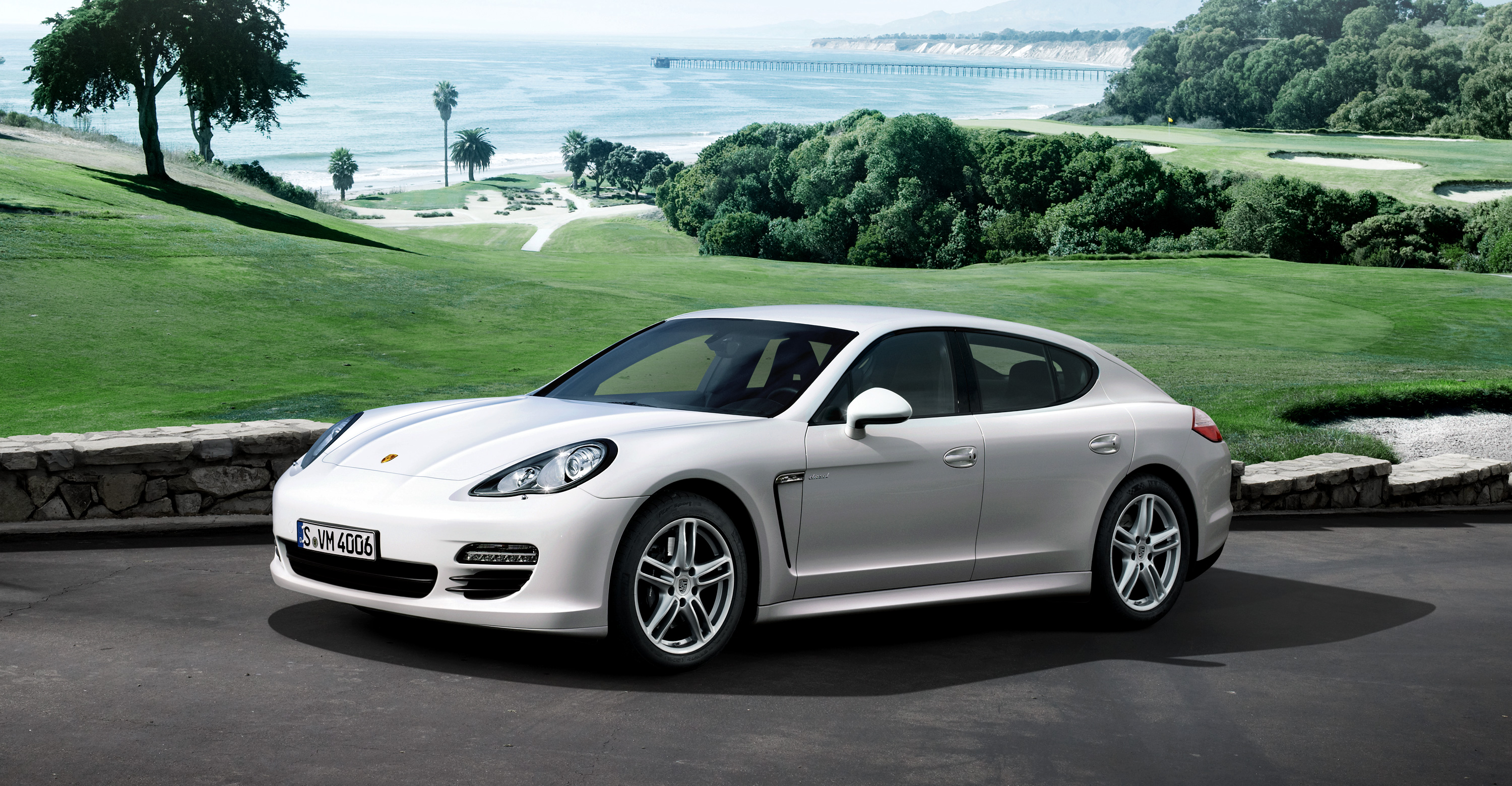New Porsche Panamera Wallpapers Full Hd Pictures