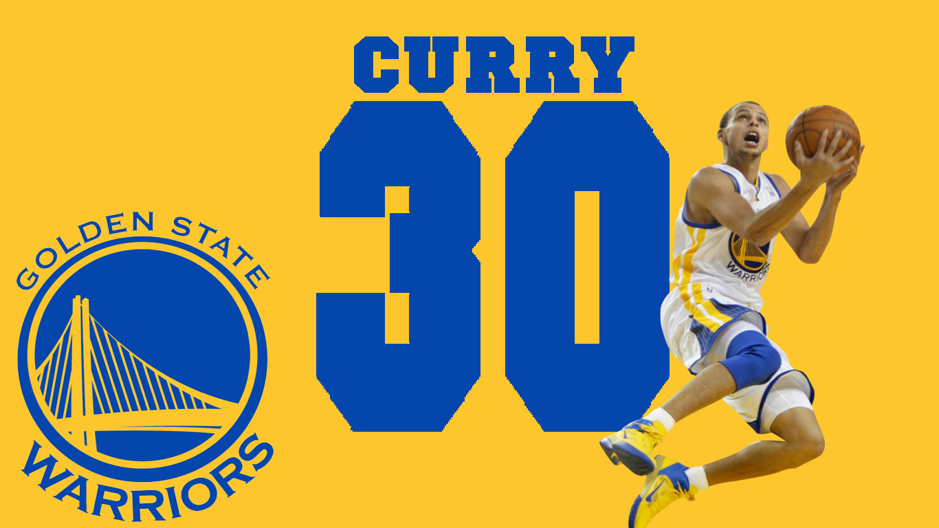 Stephen Curry Golden State Warriors Wallpapers Full Hd
