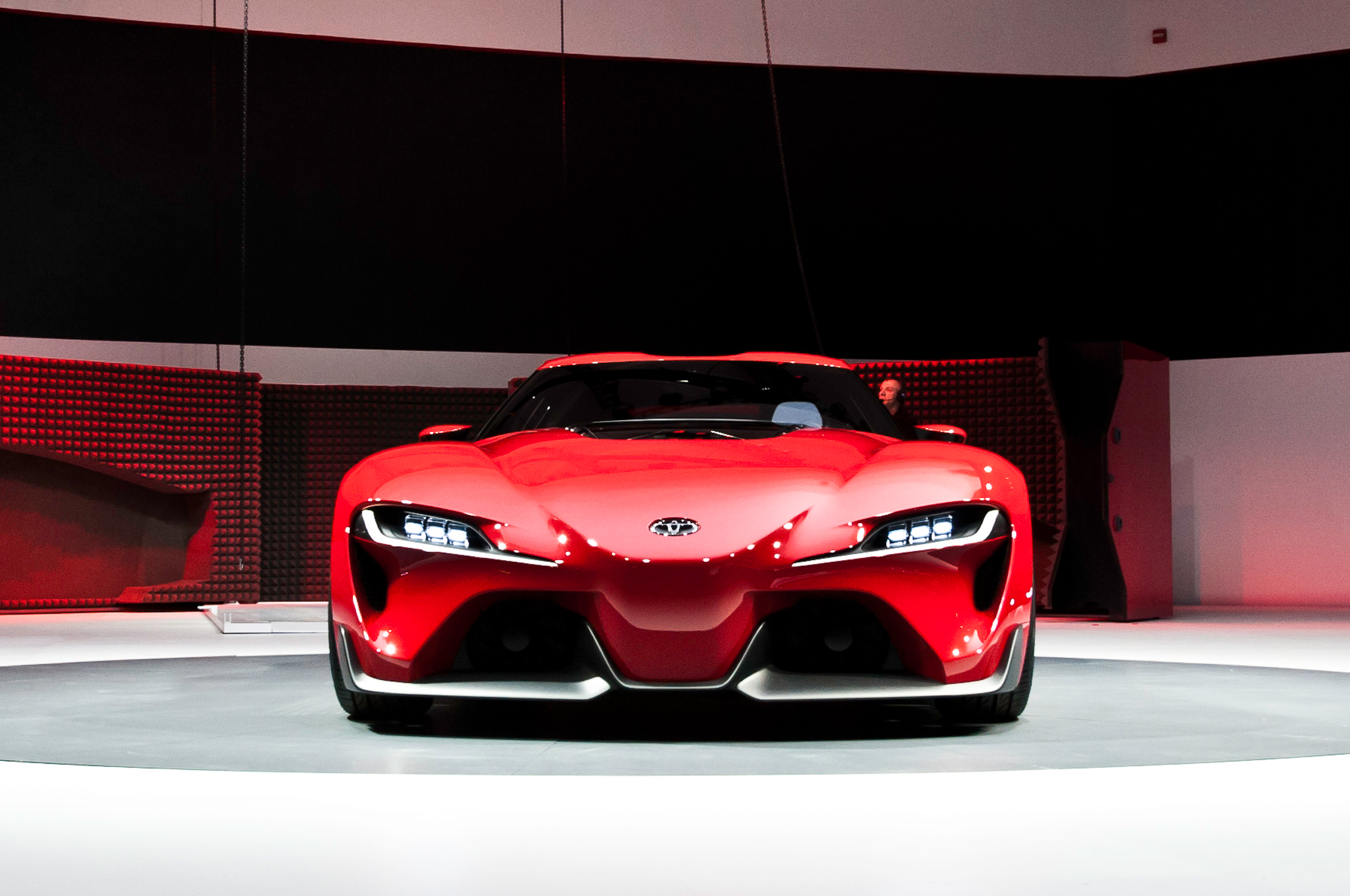 2015 Toyota Ft 1 Concept Full Hd Pictures