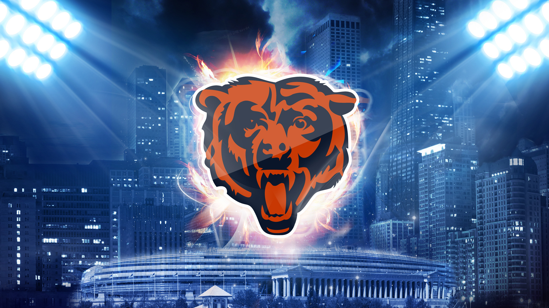 HD wallpapers chicago bears iphone wallpaper hd