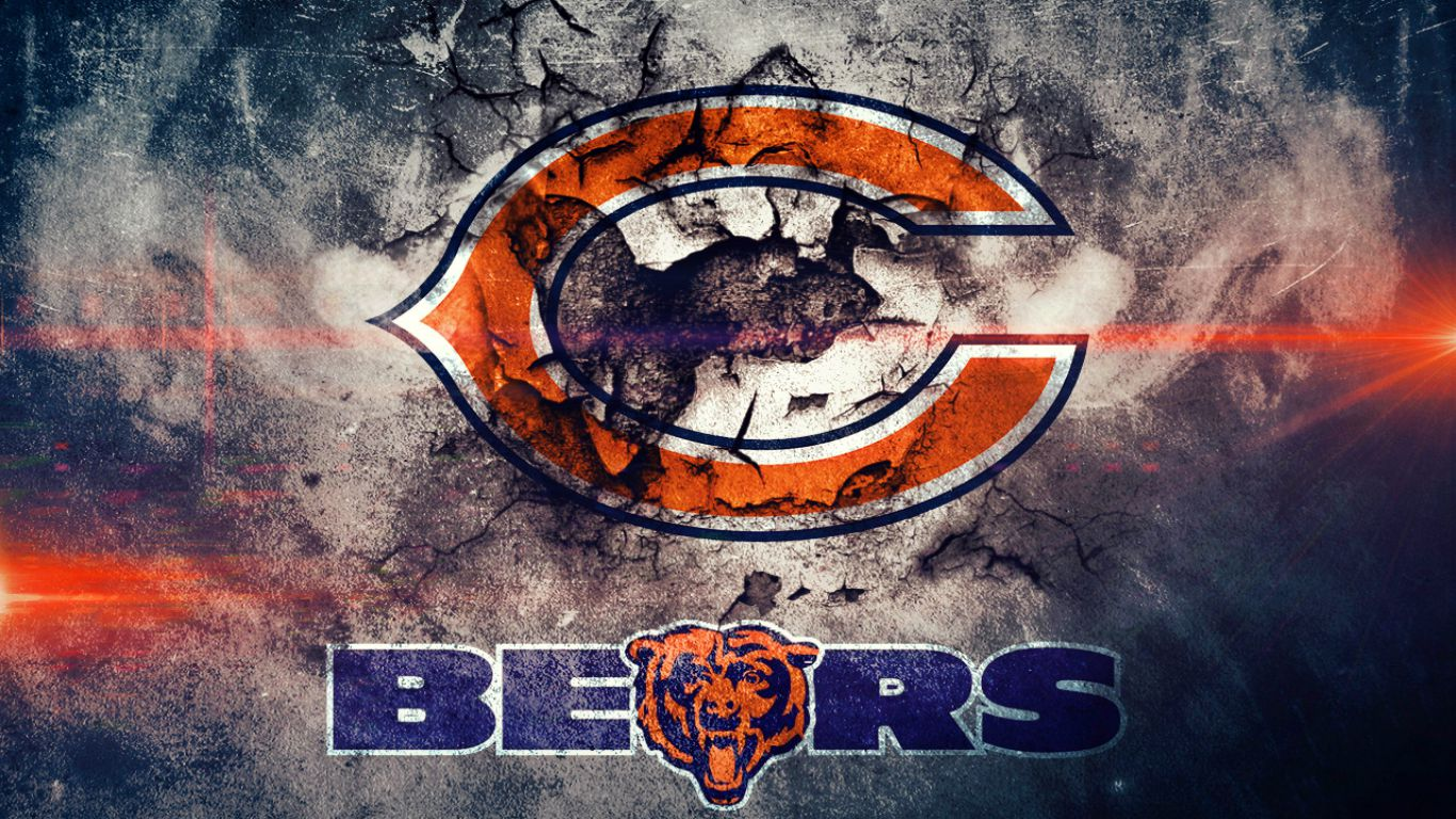 Chicago Sports Iphone Wallpaper Hd: Chicago Bears Wallpapers