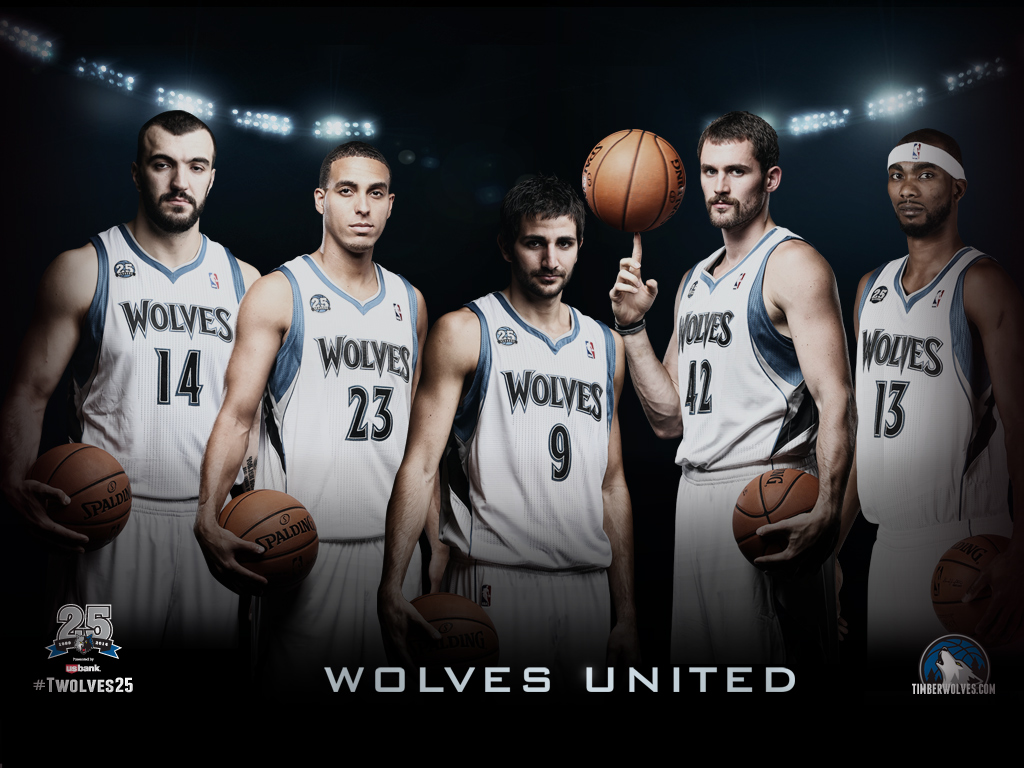 Kevin Love Timberwolves Wallpaper