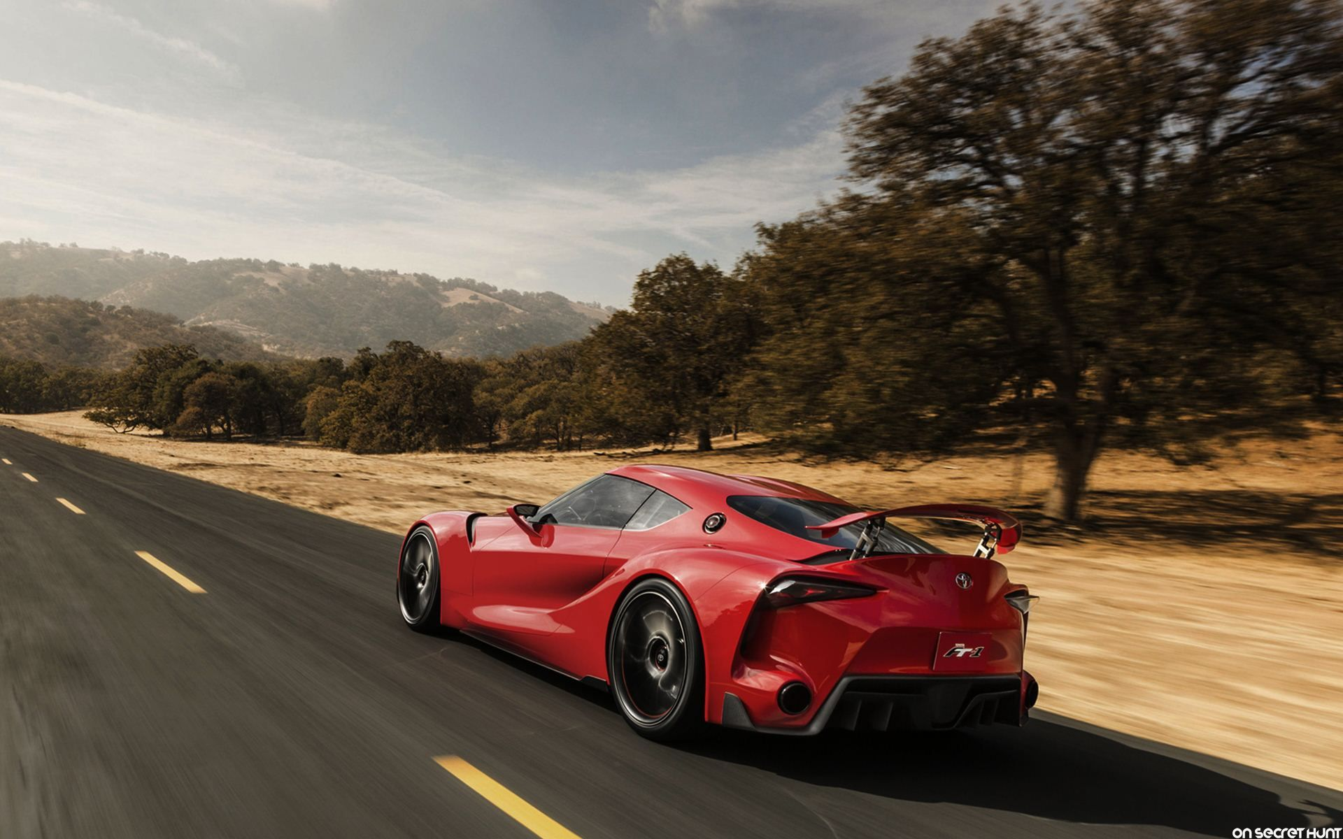 toyota ft 1 concept wallpapers full hd pictures. Black Bedroom Furniture Sets. Home Design Ideas