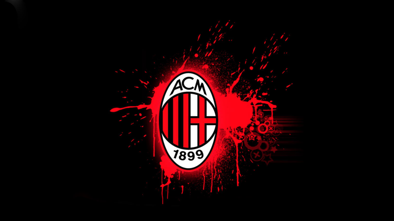 ac milan wallpapers full hd pictures