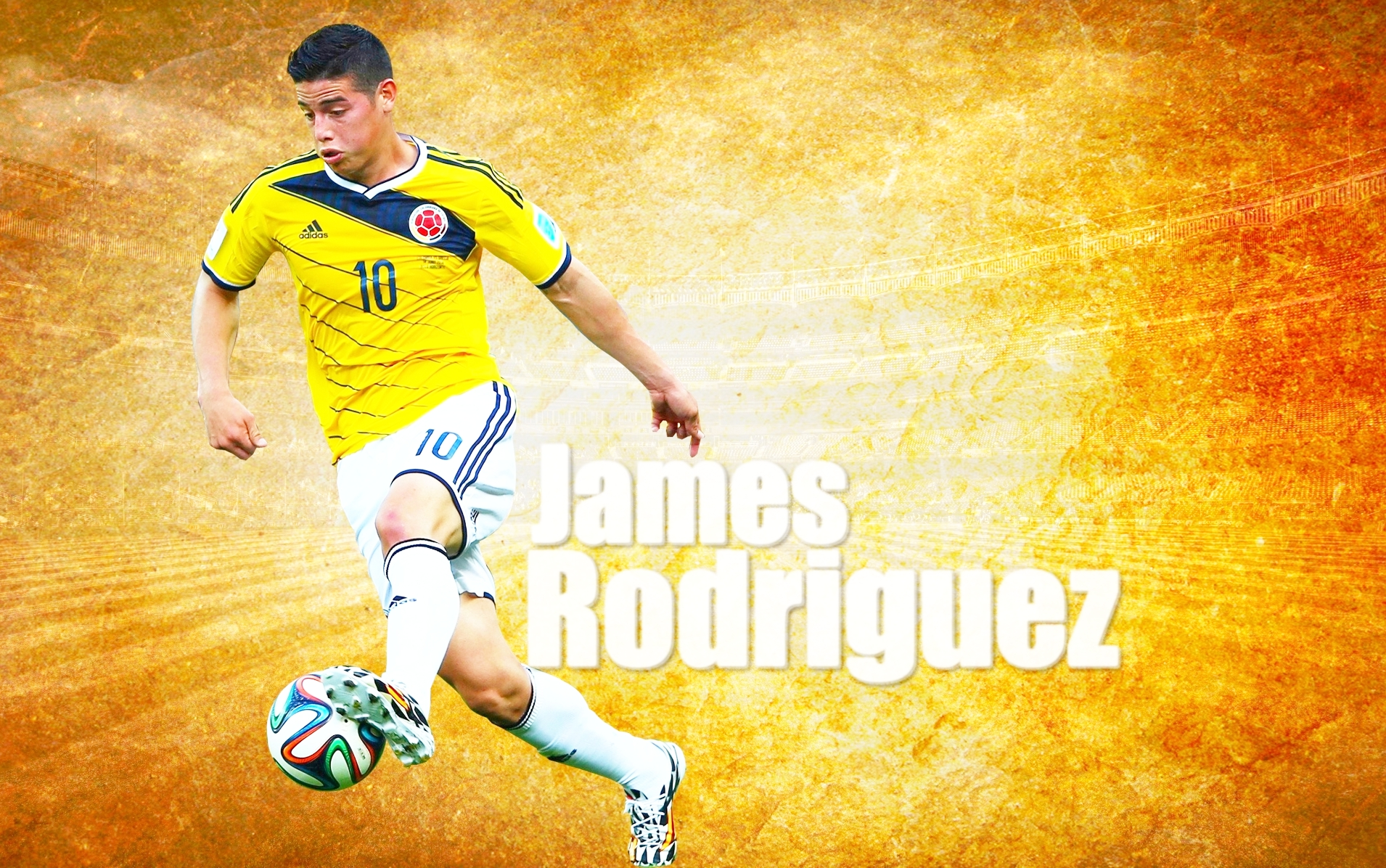 New james rodriguez hq wallpapers full hd pictures - James rodriguez wallpaper hd ...