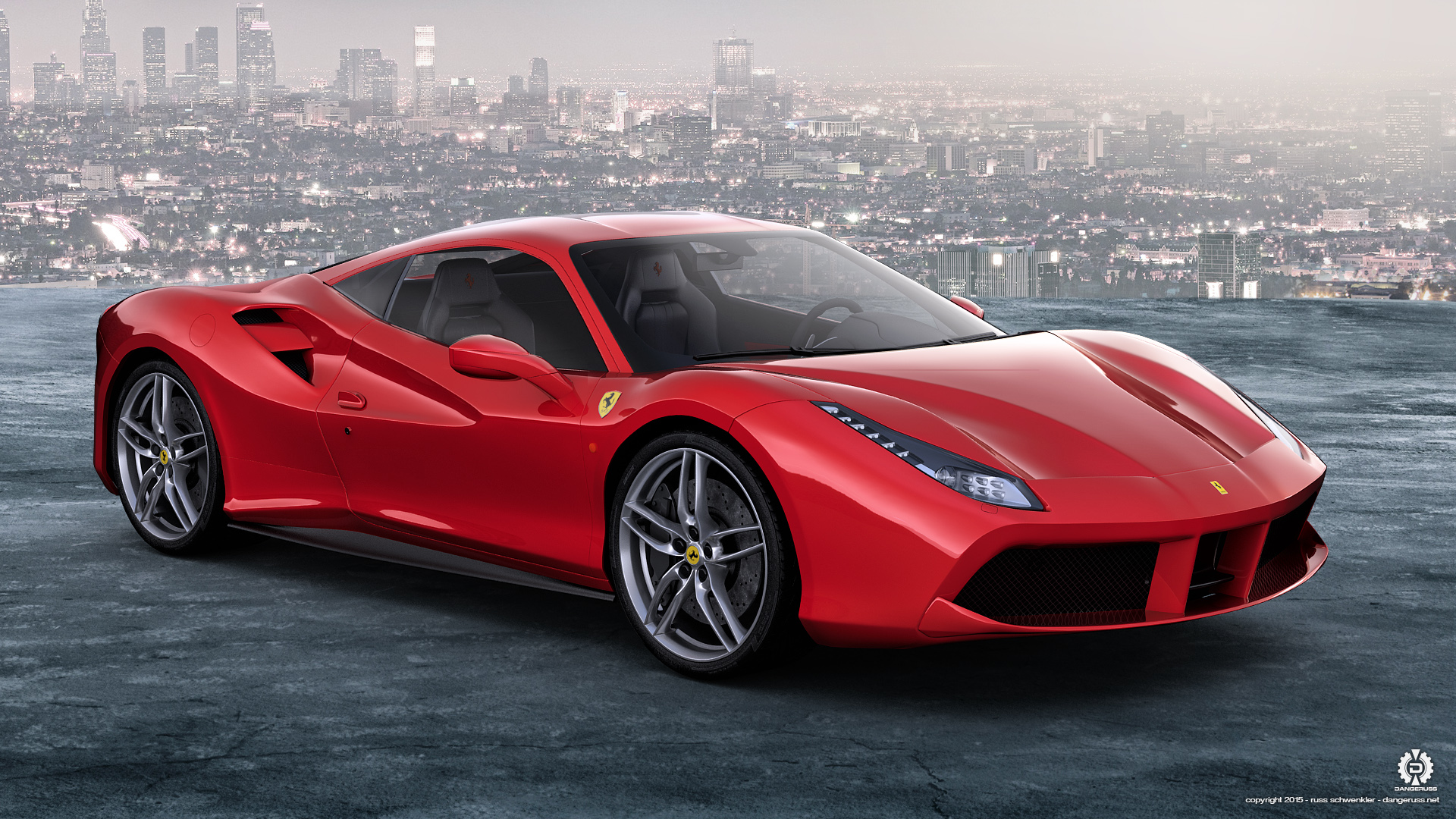 awesome ferrari 488 gtb wallpaper full hd pictures