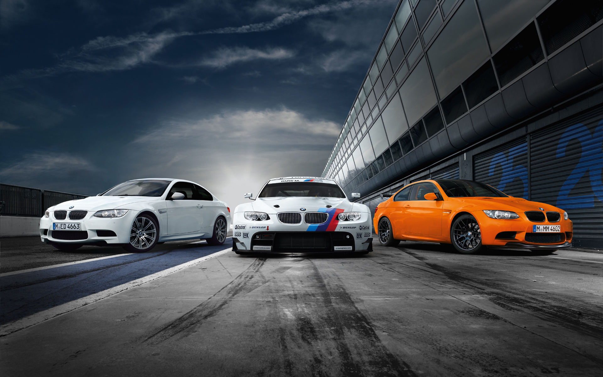 Lovely BMW M3 HQ Wallpapers | Full HD Pictures