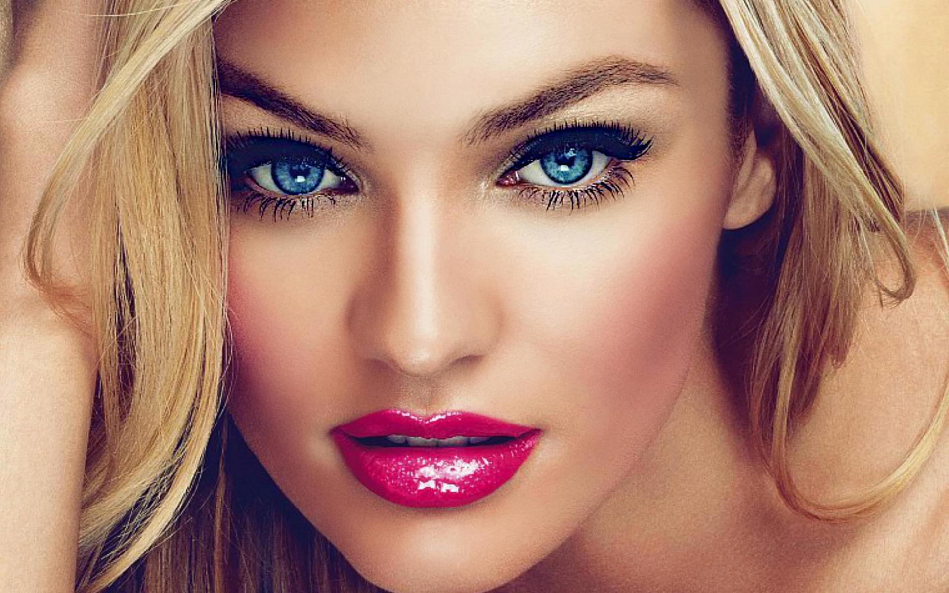 candice swanepoel celebrity faces - photo #38