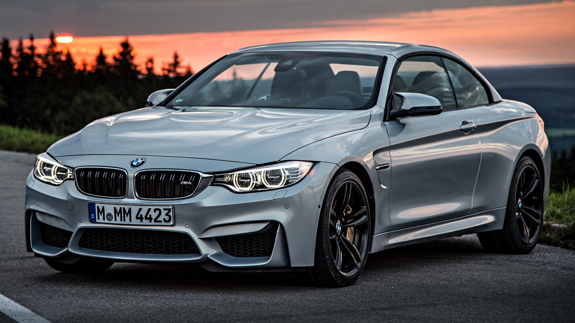 gray bmw m4 wallpaper full hd pictures