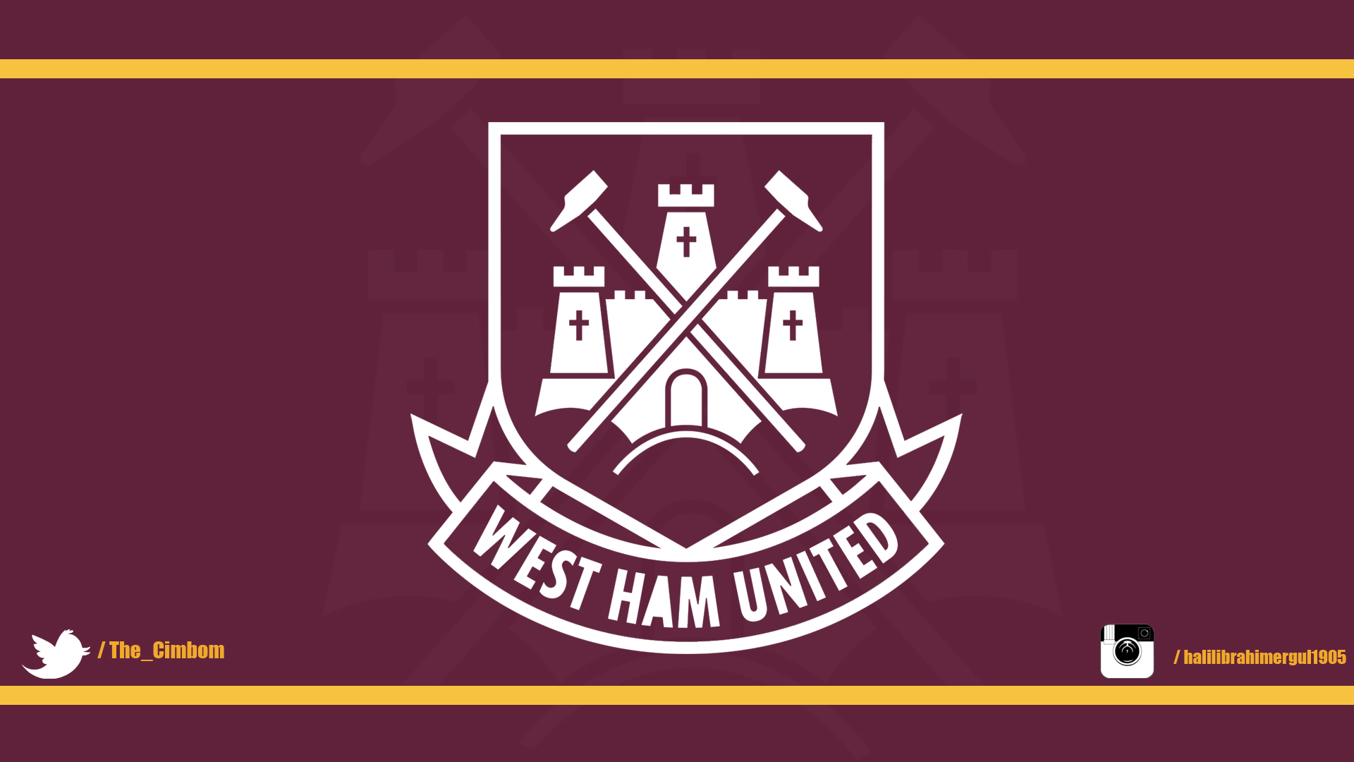 HD West Ham United Wallpapers | Full HD Pictures