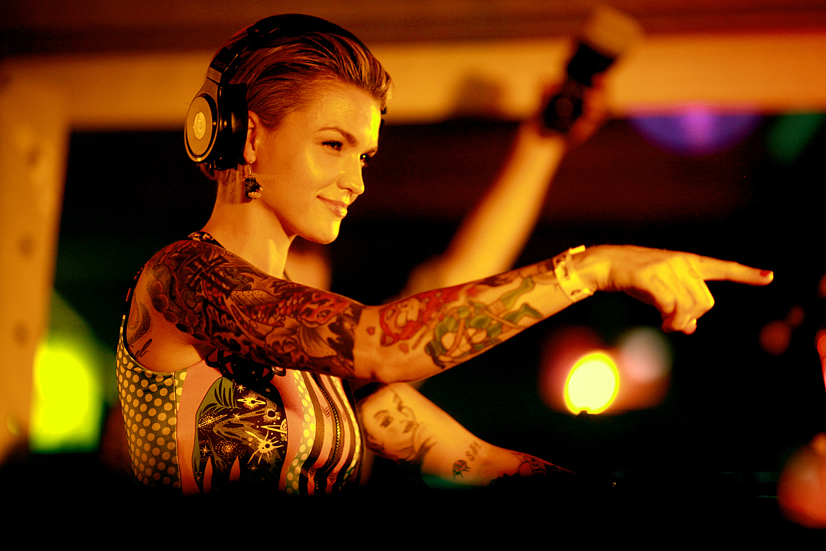 Hq Ruby Rose Wallpaper Full Hd Pictures