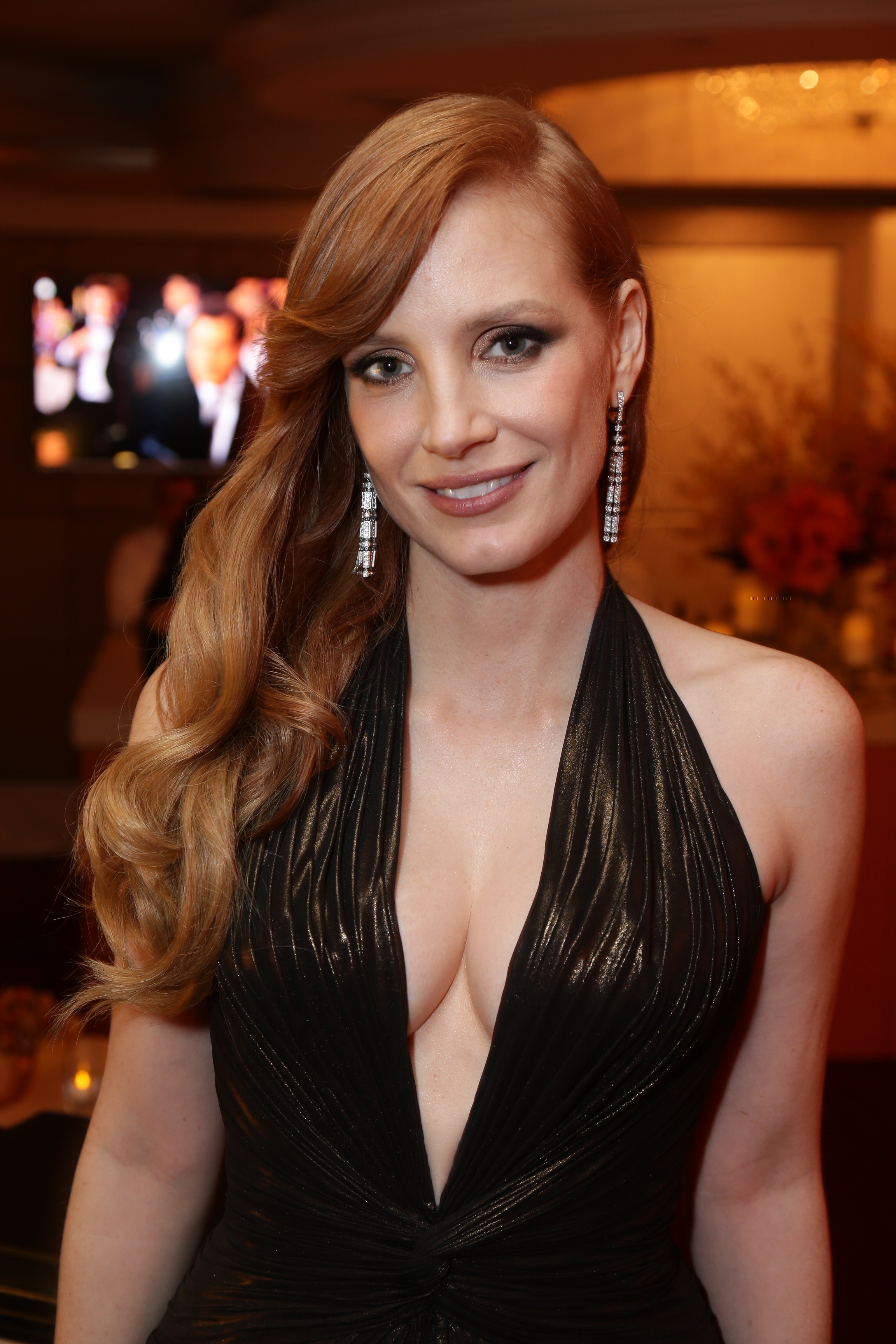 Jessica Chastain Jessica Chastain Hairstyles Full HD Pictures