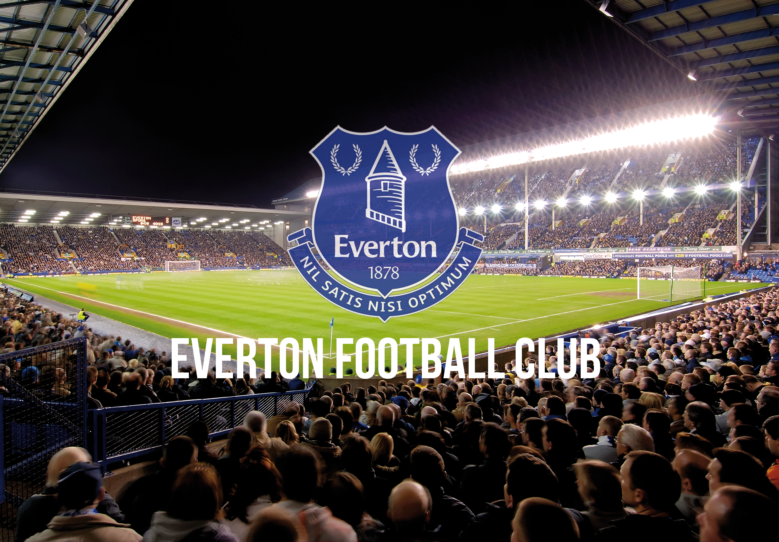 Magnificent Everton Wallpaper