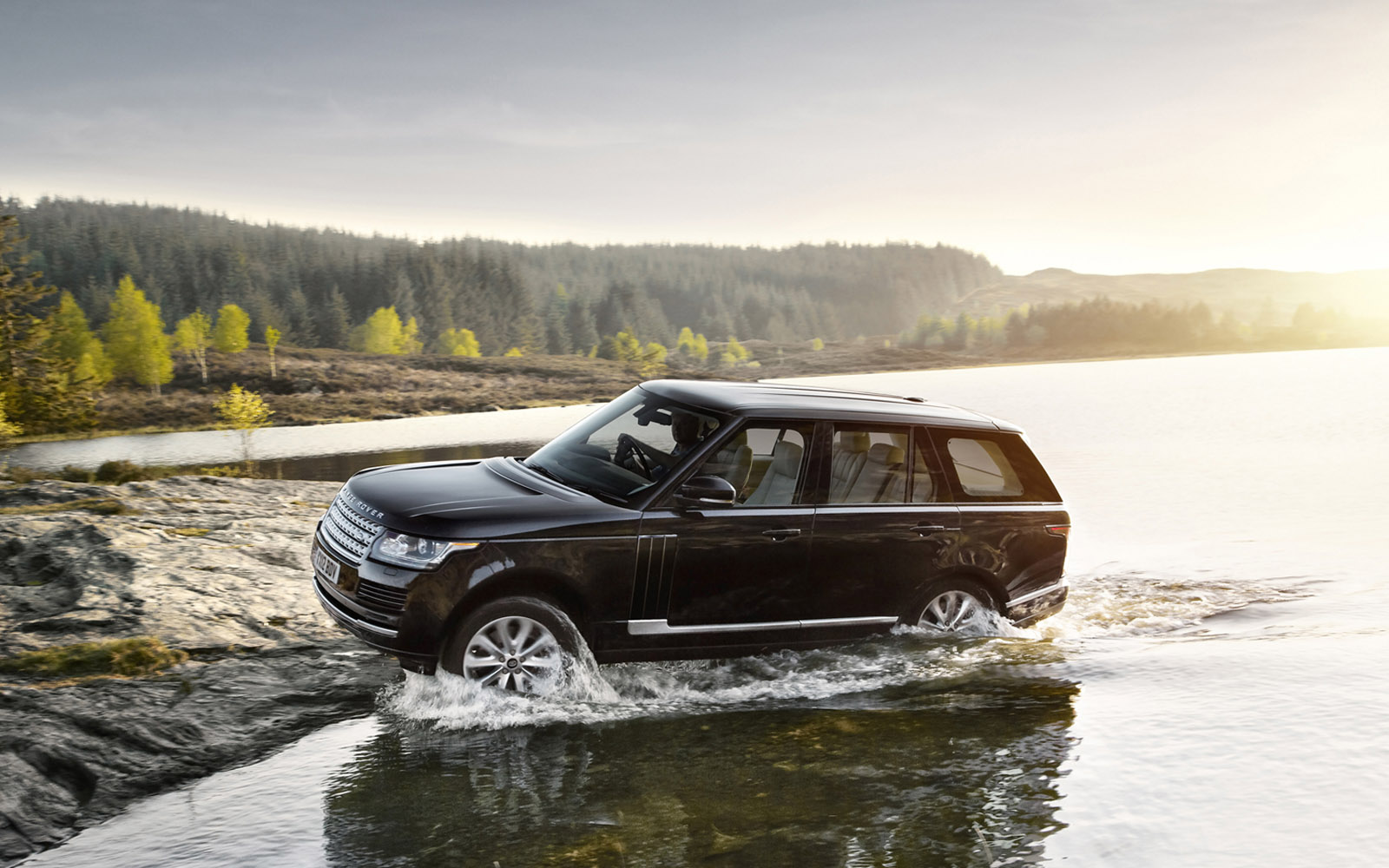 Range Rover Wallpaper HD | Full HD Pictures