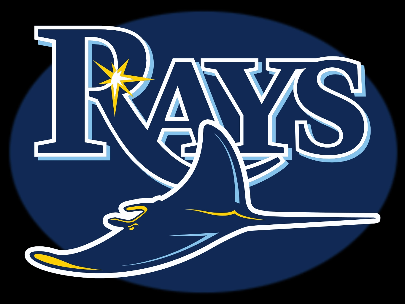 Tampa Bay Rays Logo   Full HD Pictures