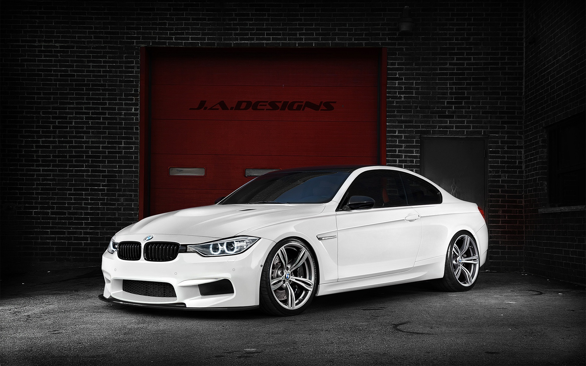 White BMW M4 Wallpaper | Full HD Pictures