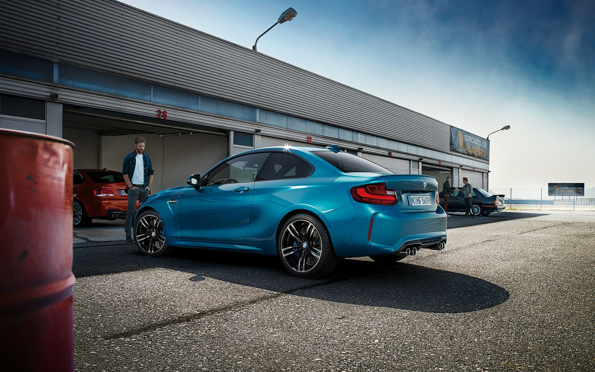 BMW M2 HD Wallpaper