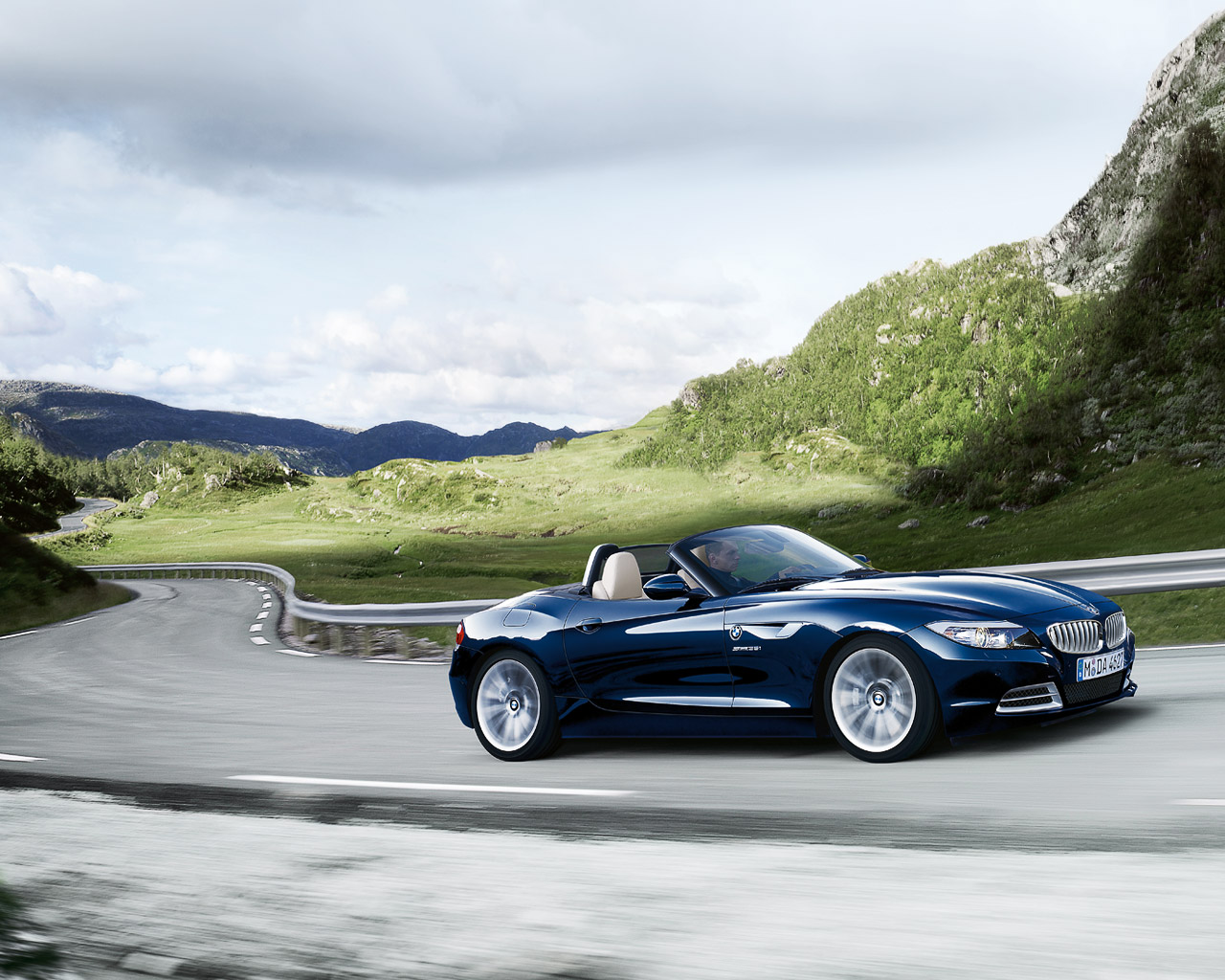 Bmw Z4 Hd Wallpapers Full Hd Pictures