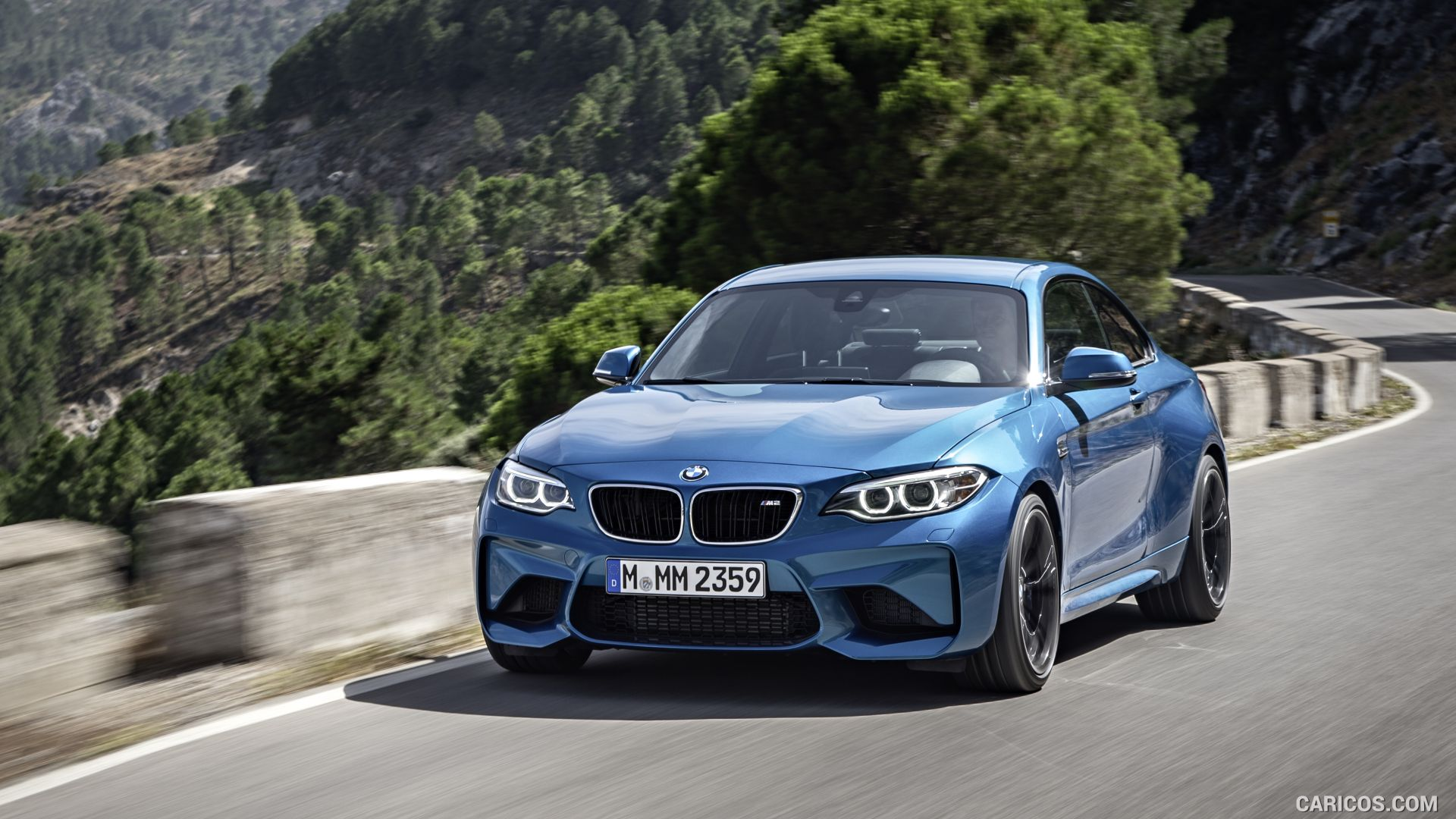 Beautiful BMW M2 Wallpaper
