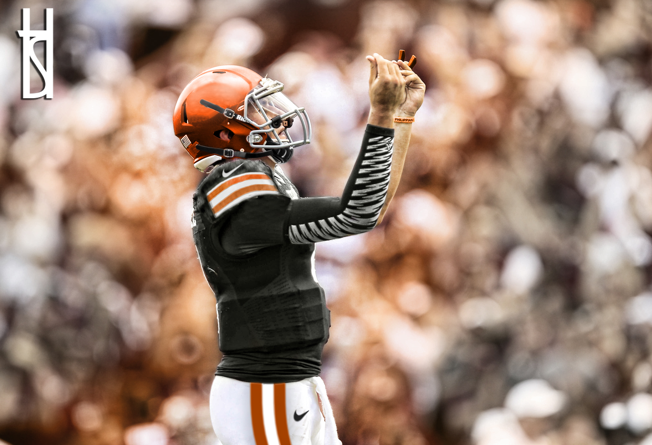 Beautiful Johnny Manziel Wallpaper