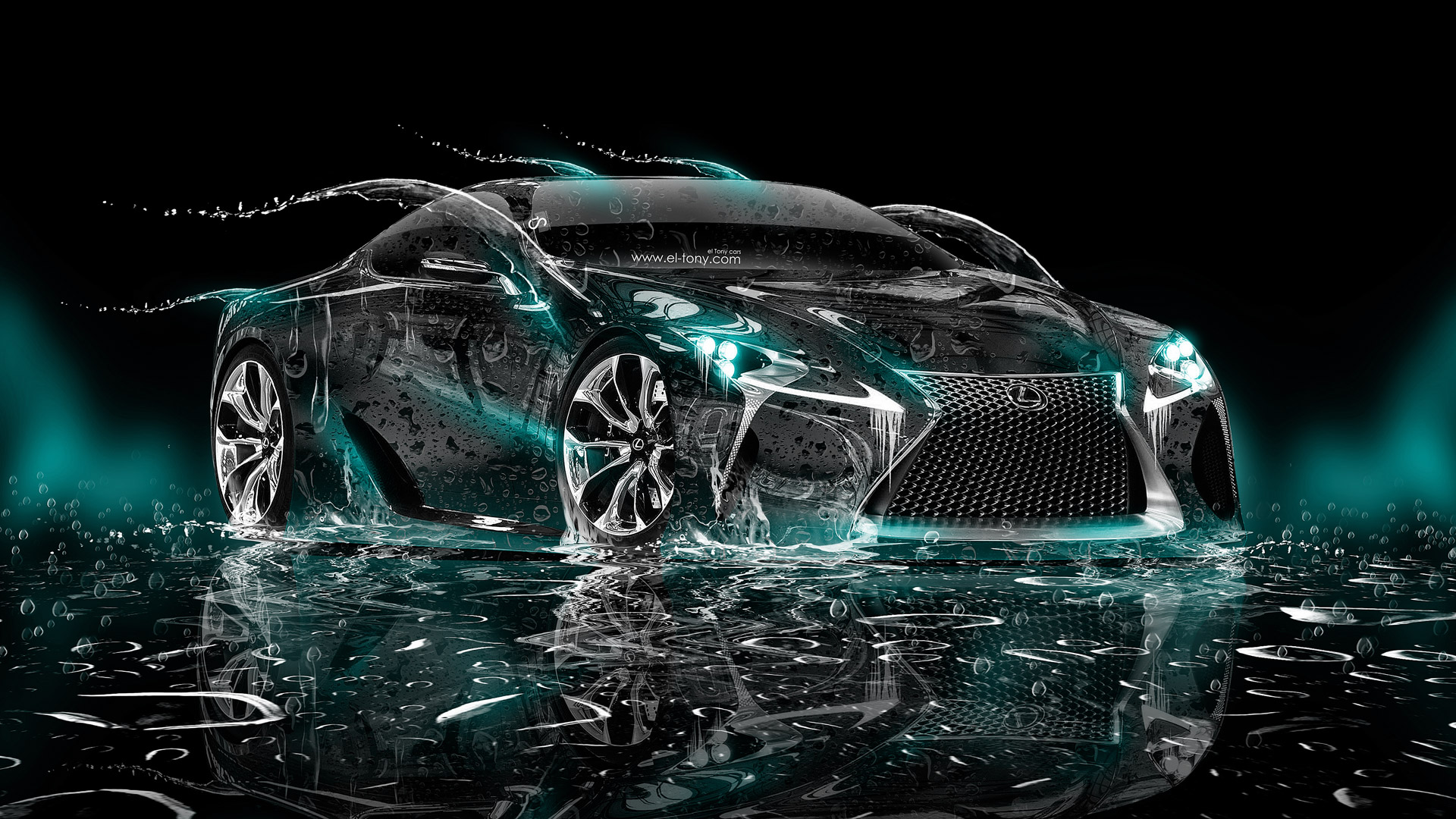 Different Lexus Lf Lc Wallpaper Full Hd Pictures