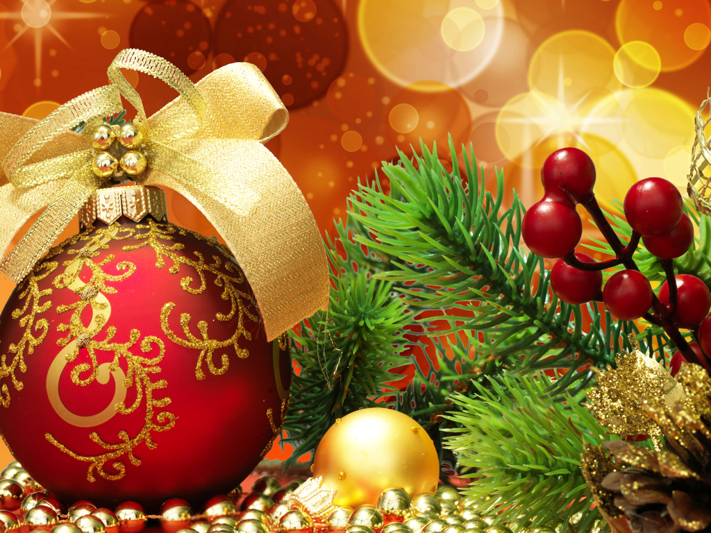 Good christmas wallpaper full hd pictures for Good christmas decorations