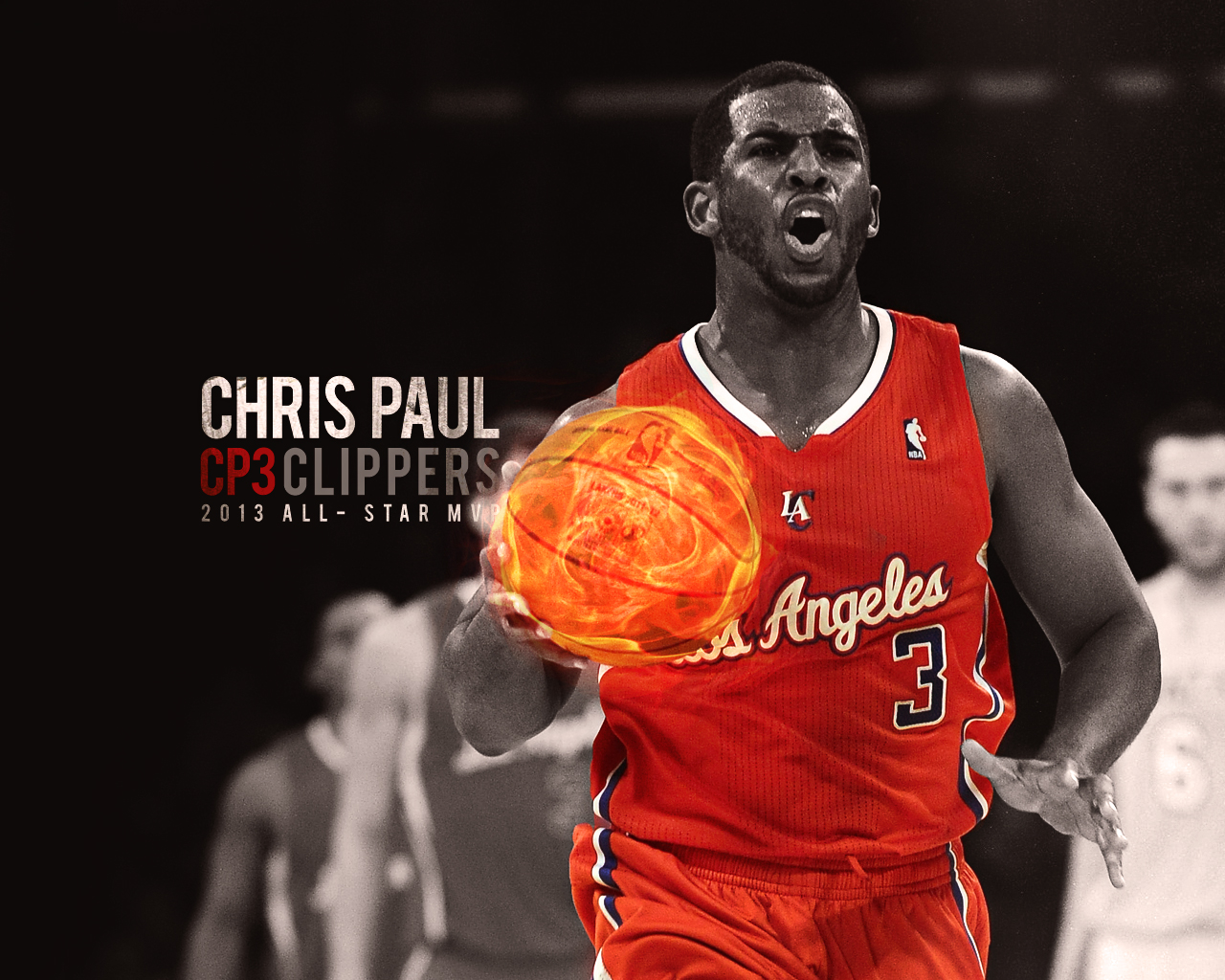 los angeles clippers chris paul wallpaper full hd pictures