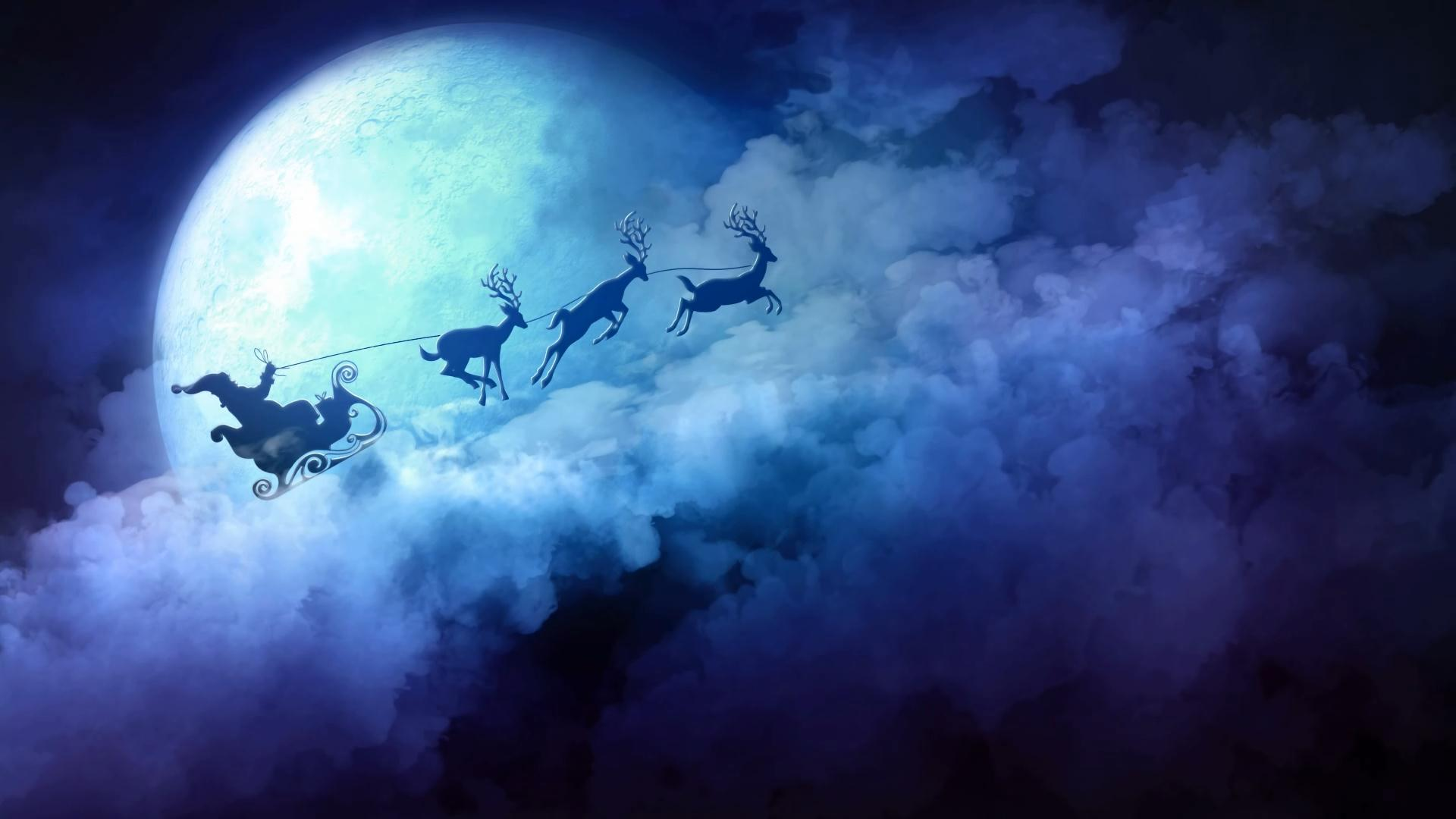 Most beautiful christmas wallpaper full hd pictures for Most beautiful christmas photos