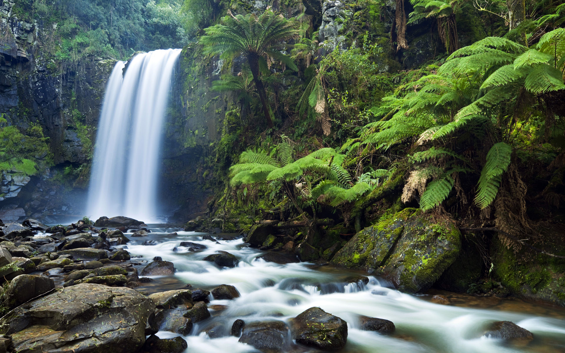 Most Beautiful Waterfall Wallpaper Full HD Pictures