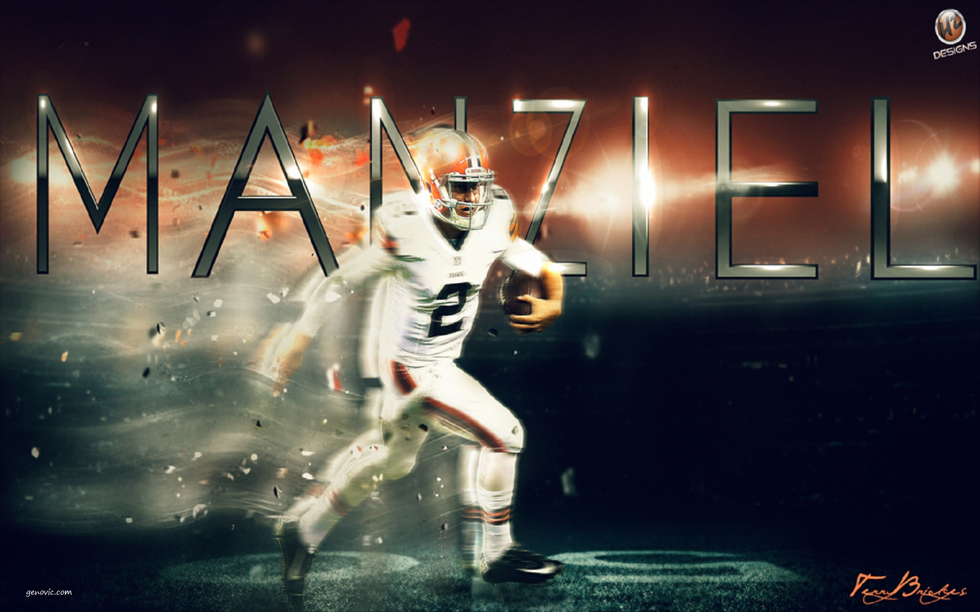 Wonderful Johnny Manziel Wallpaper