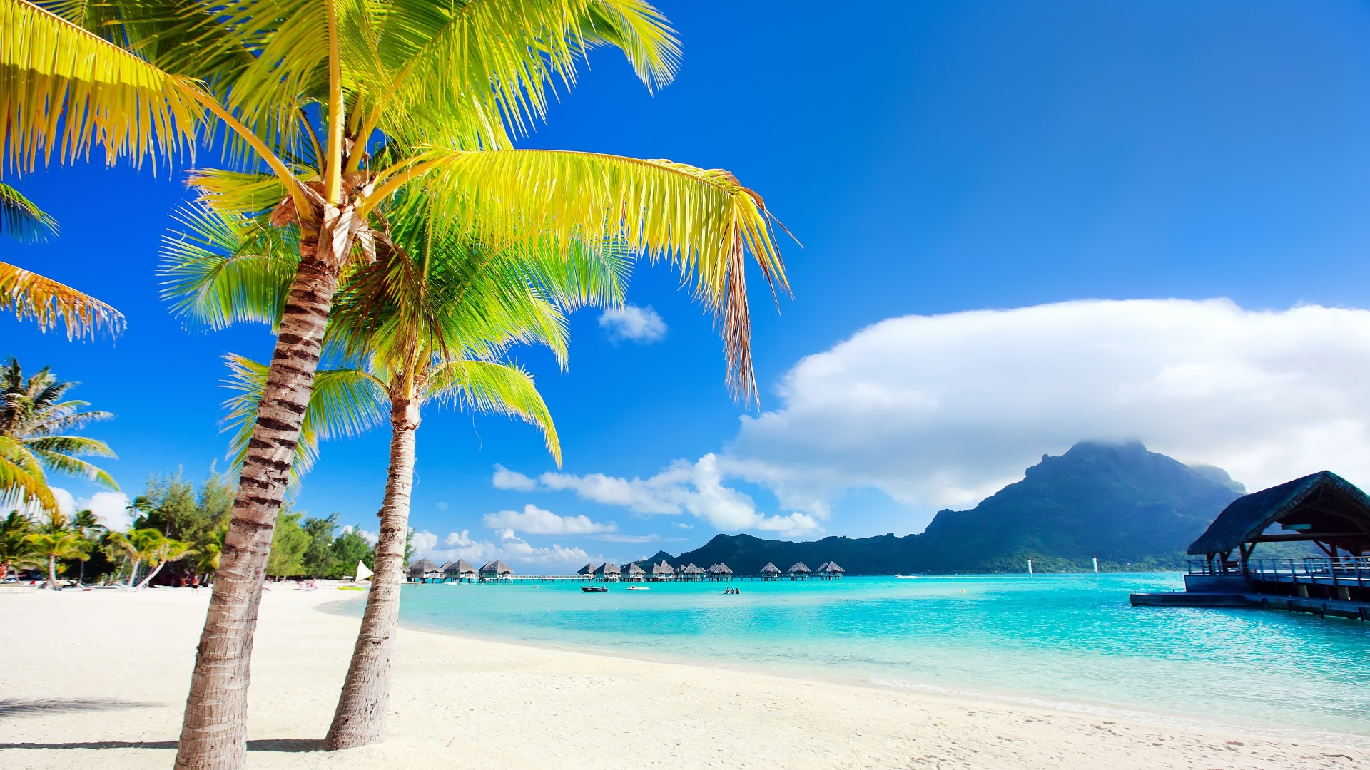 Bora Bora Wallpapers | Full HD Pictures
