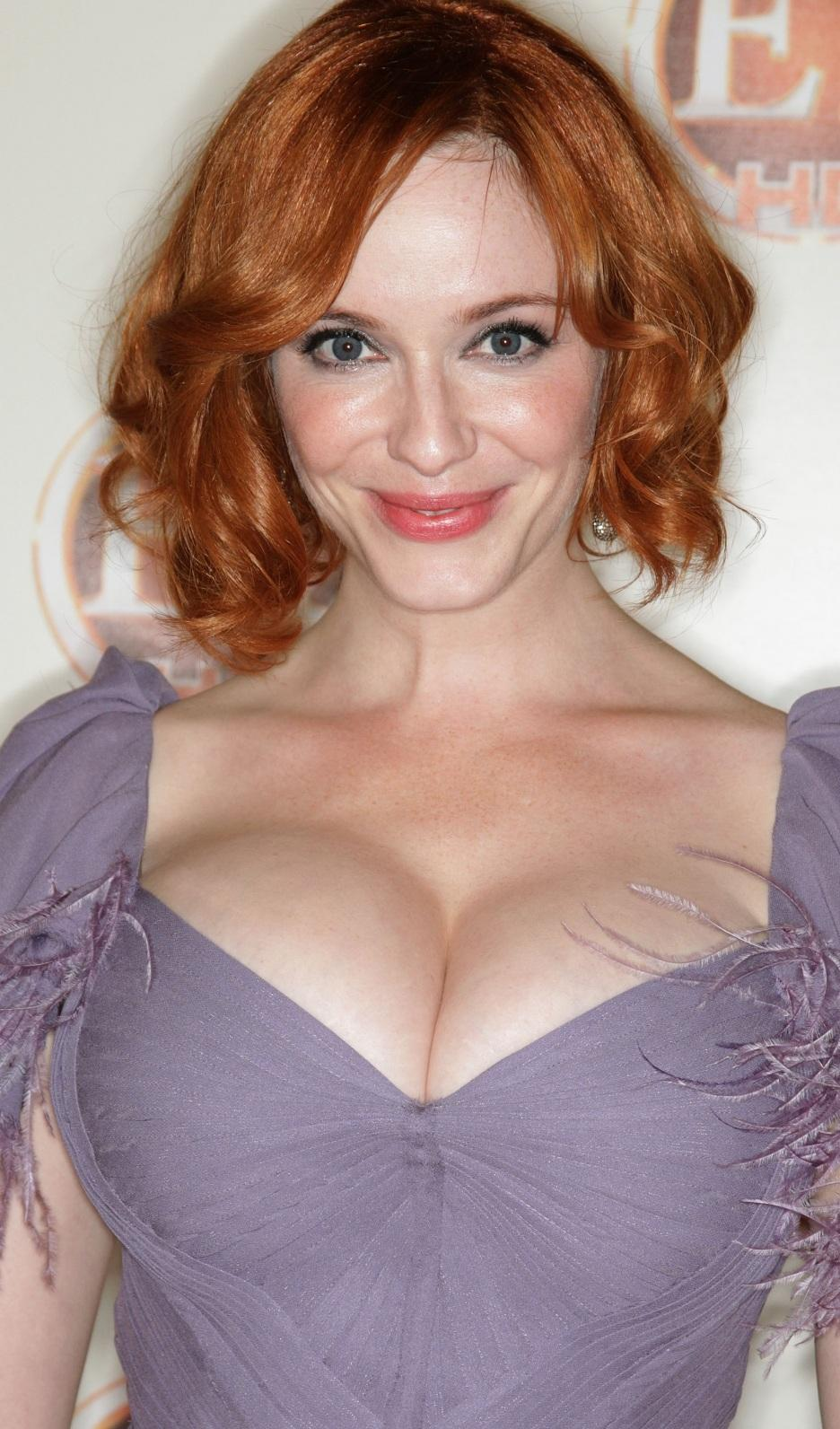 <b>Christina Hendricks</b> Images - Christina-Hendricks-Images