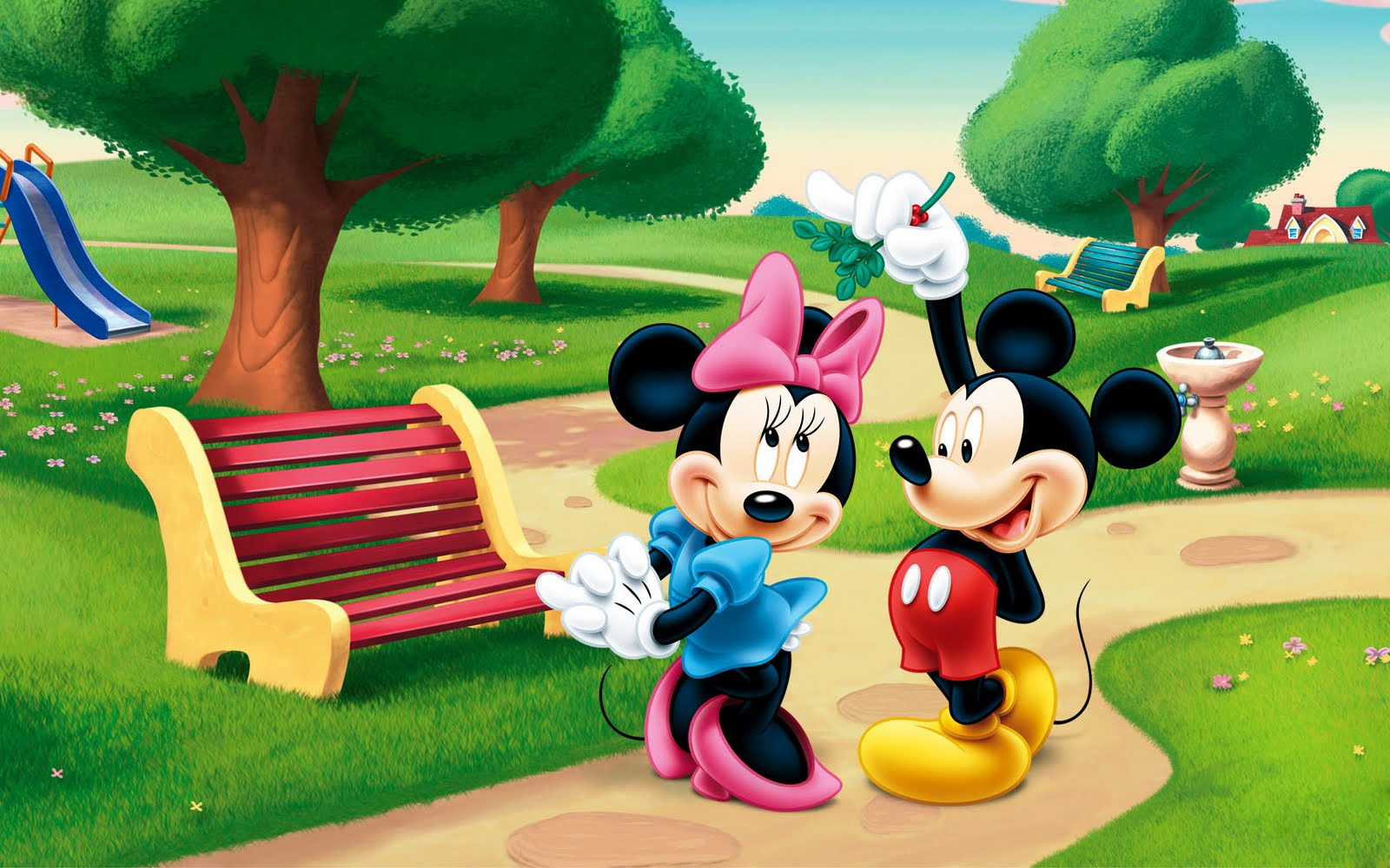 Mickey Mouse Wallpapers Hd Wallpapers Quality