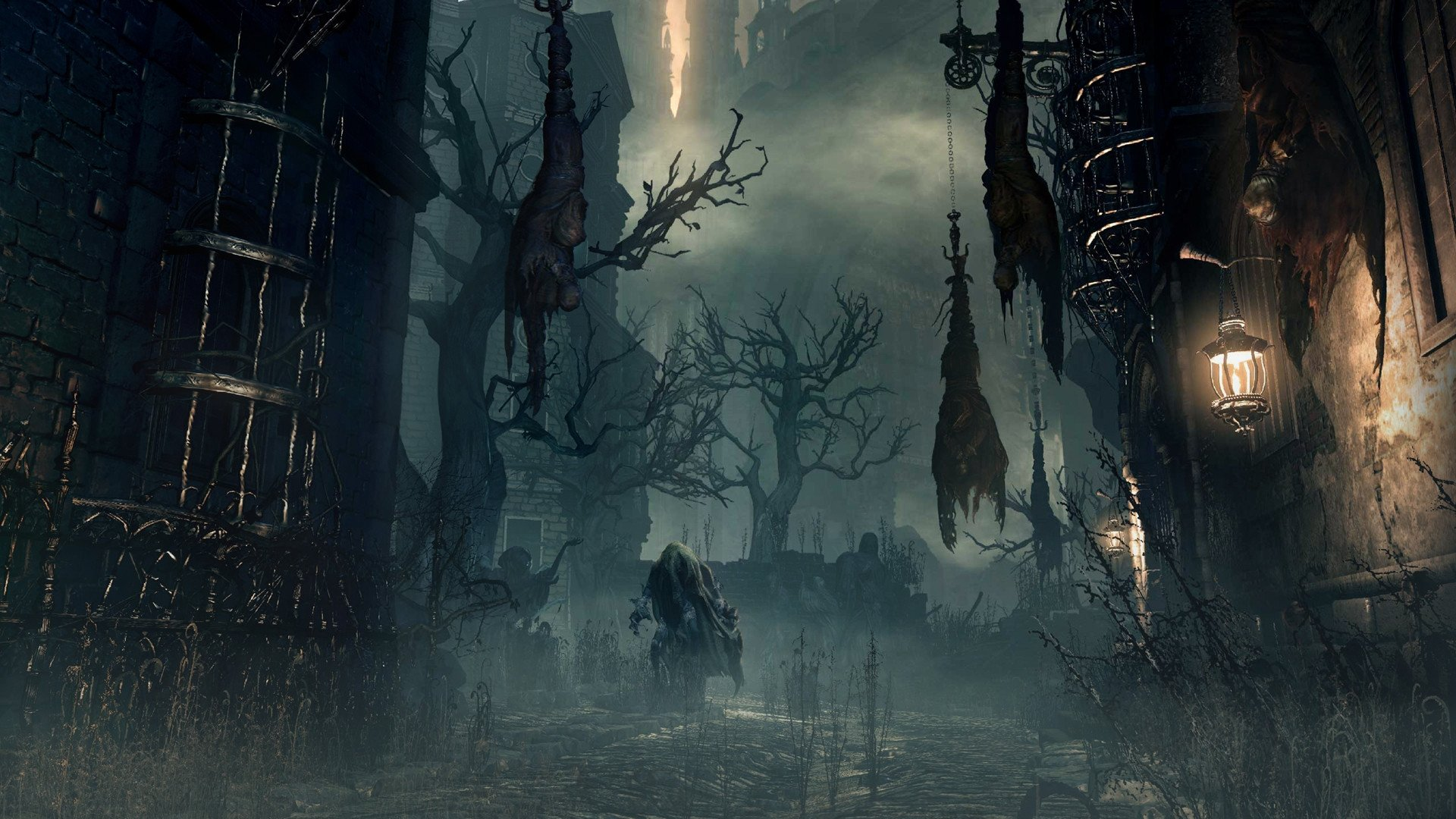 Magnificent bloodborne wallpaper full hd pictures - Wallpaper pictures ...