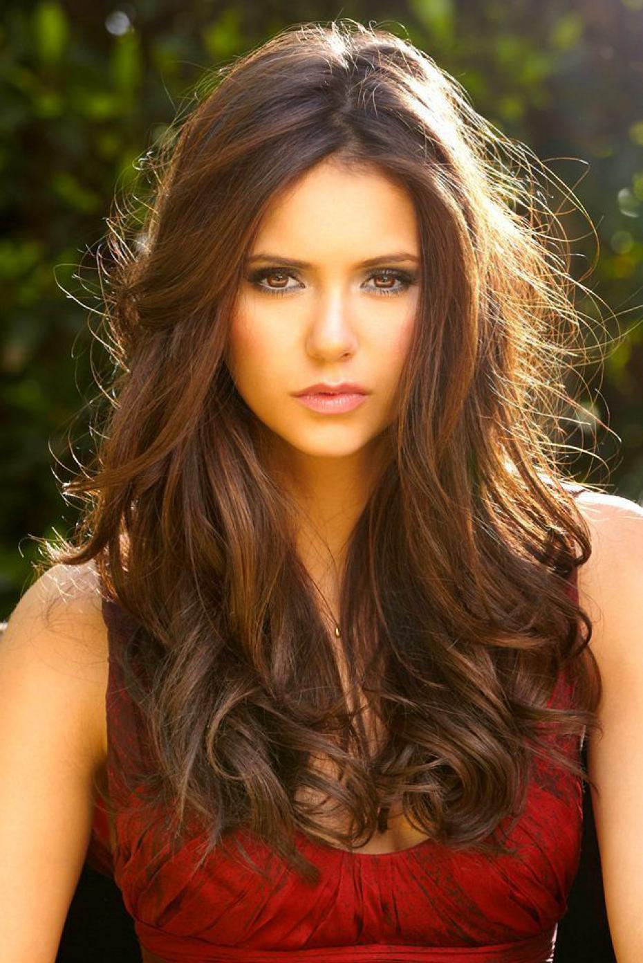 nina dobrev. Black Bedroom Furniture Sets. Home Design Ideas