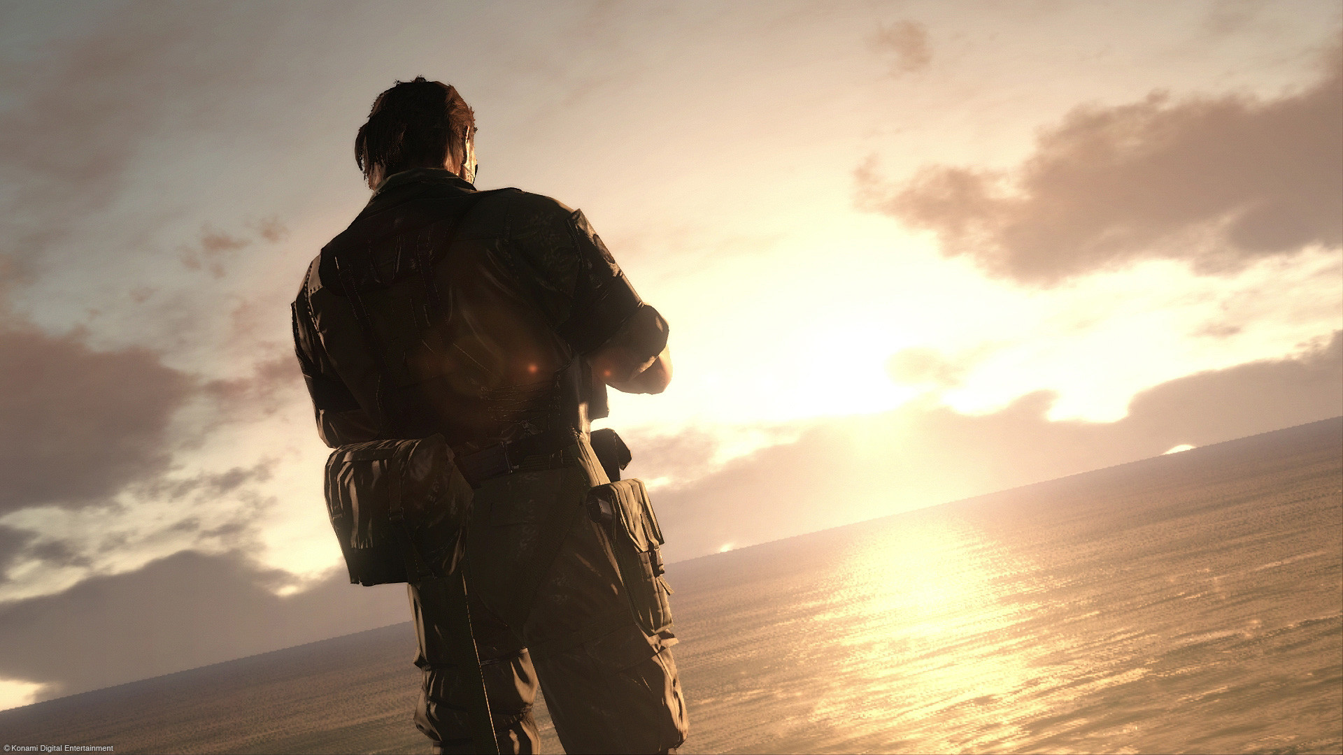 Super Metal Gear Solid V The Phantom Pain Wallpaper | Full HD Pictures