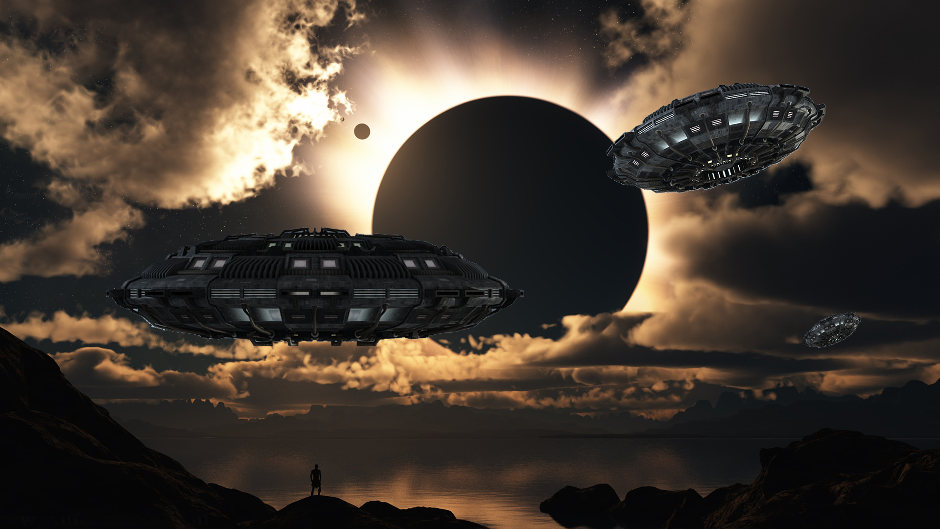 UFO Wallpapers  Full HD Pictures