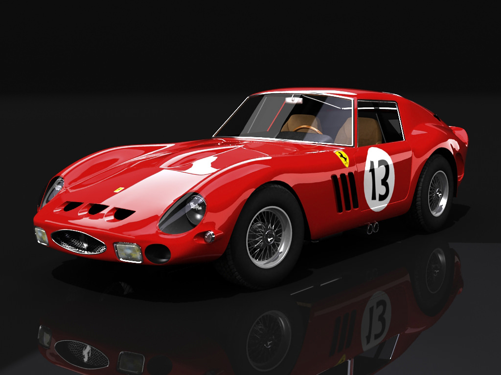ferrari 250 desktop wallpaper - photo #12