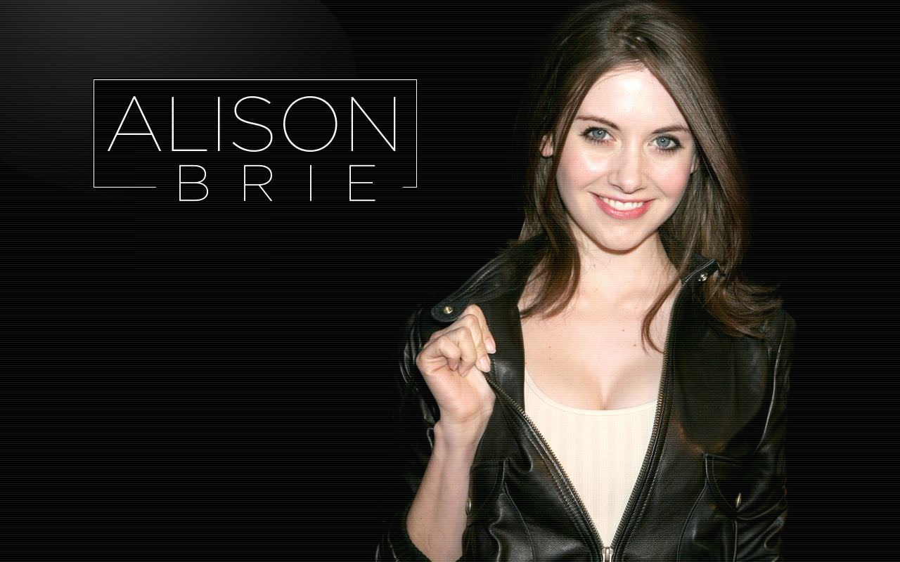 Beautiful Alison Brie Wallpaper | Full HD Pictures
