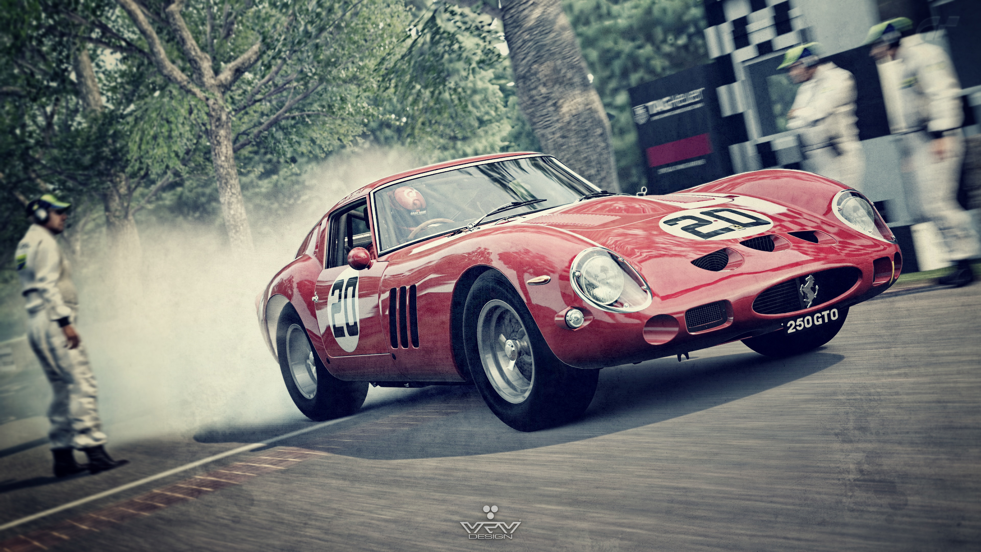 ferrari 250 desktop wallpaper - photo #29
