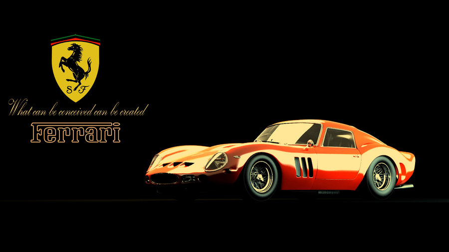 ferrari 250 desktop wallpaper - photo #16