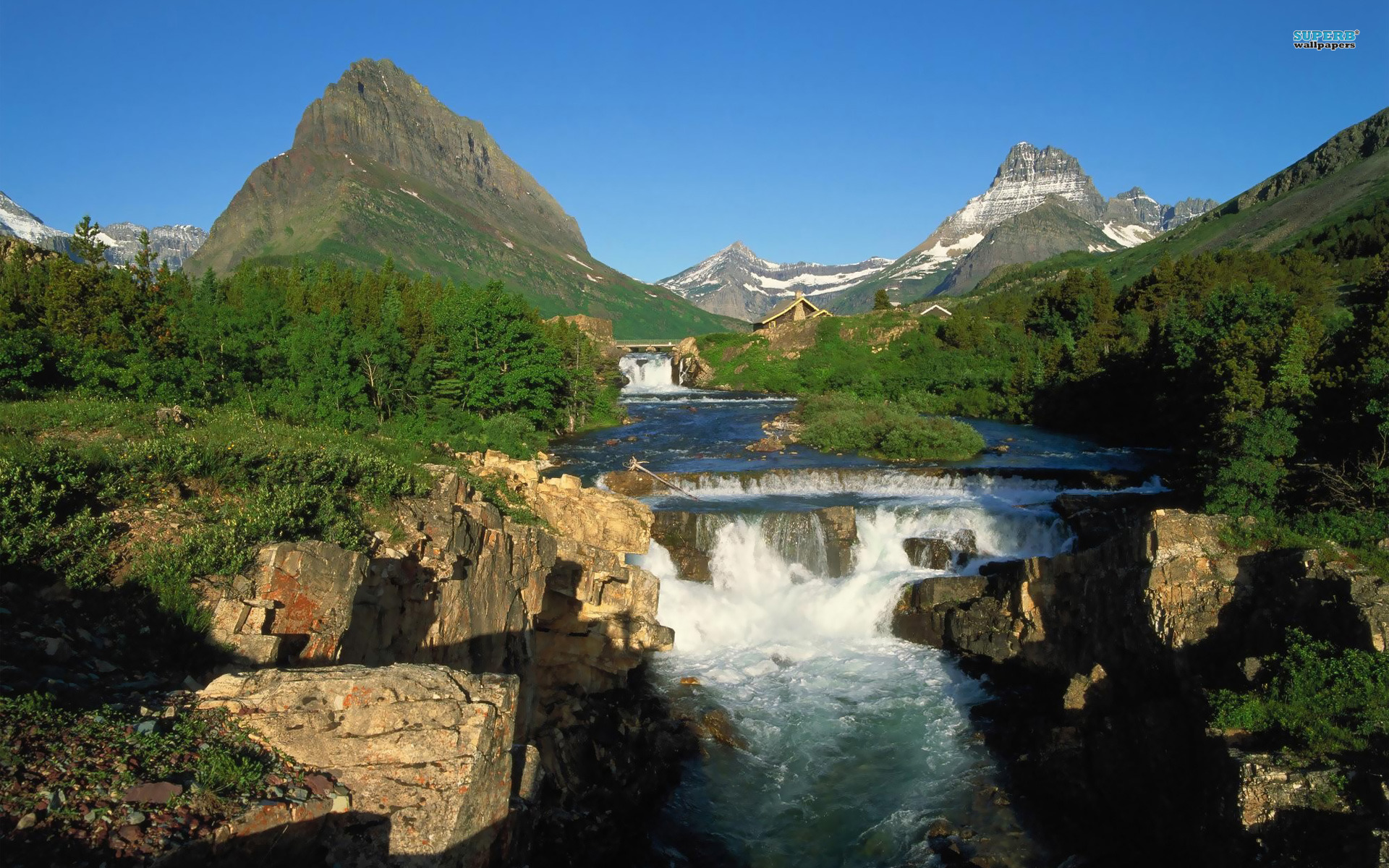Glacier national park hd wallpapers full hd pictures - Glacier national park wallpaper ...