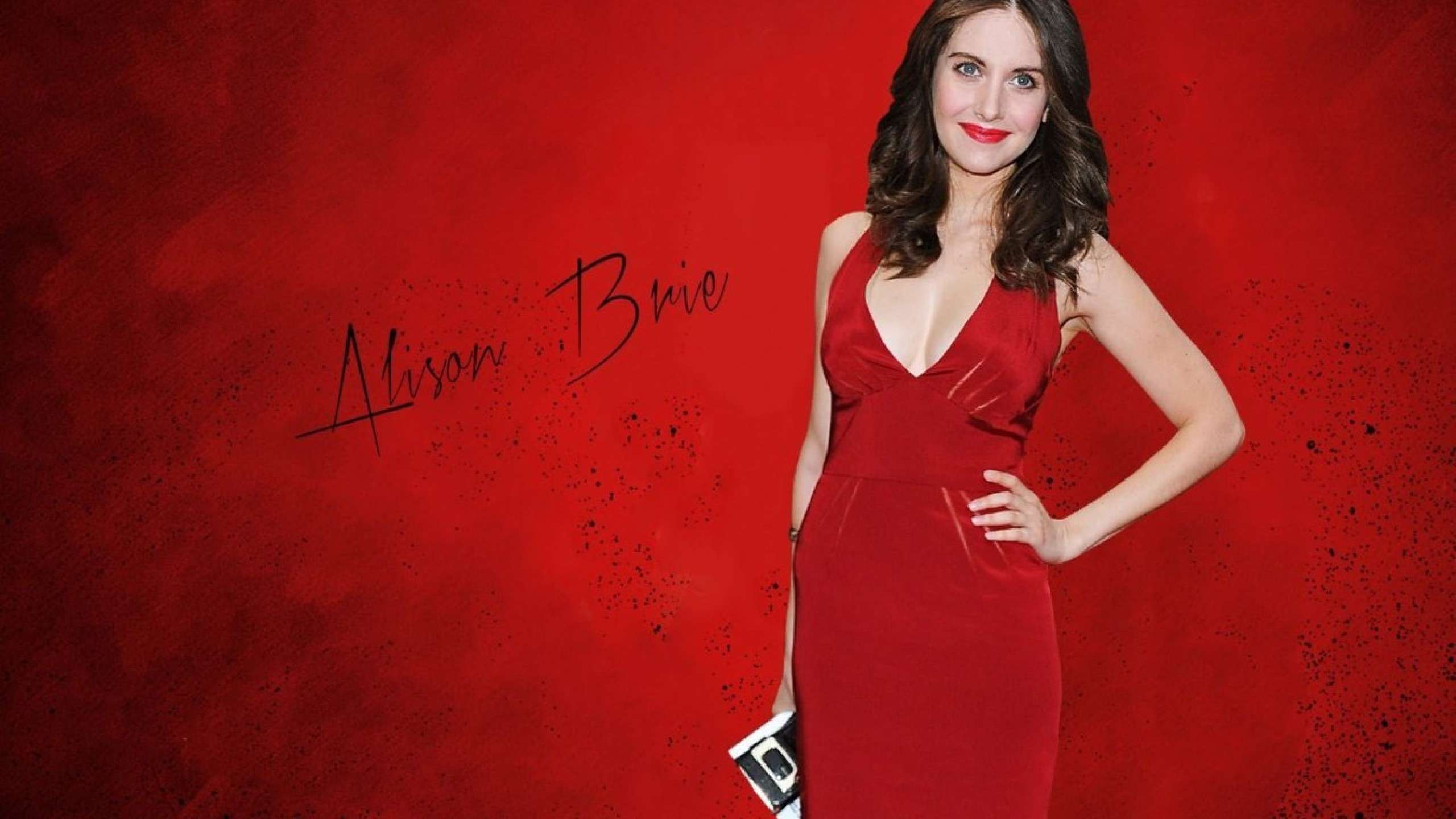 Gorgeous Alison Brie Wallpaper | Full HD Pictures