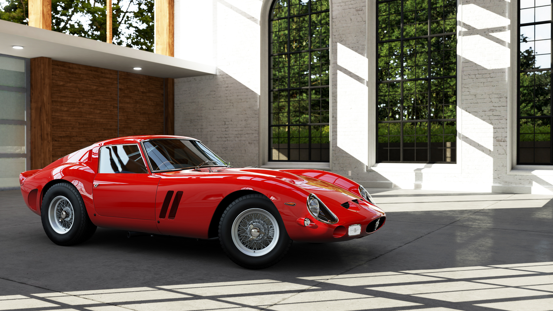 ferrari 250 desktop wallpaper - photo #32