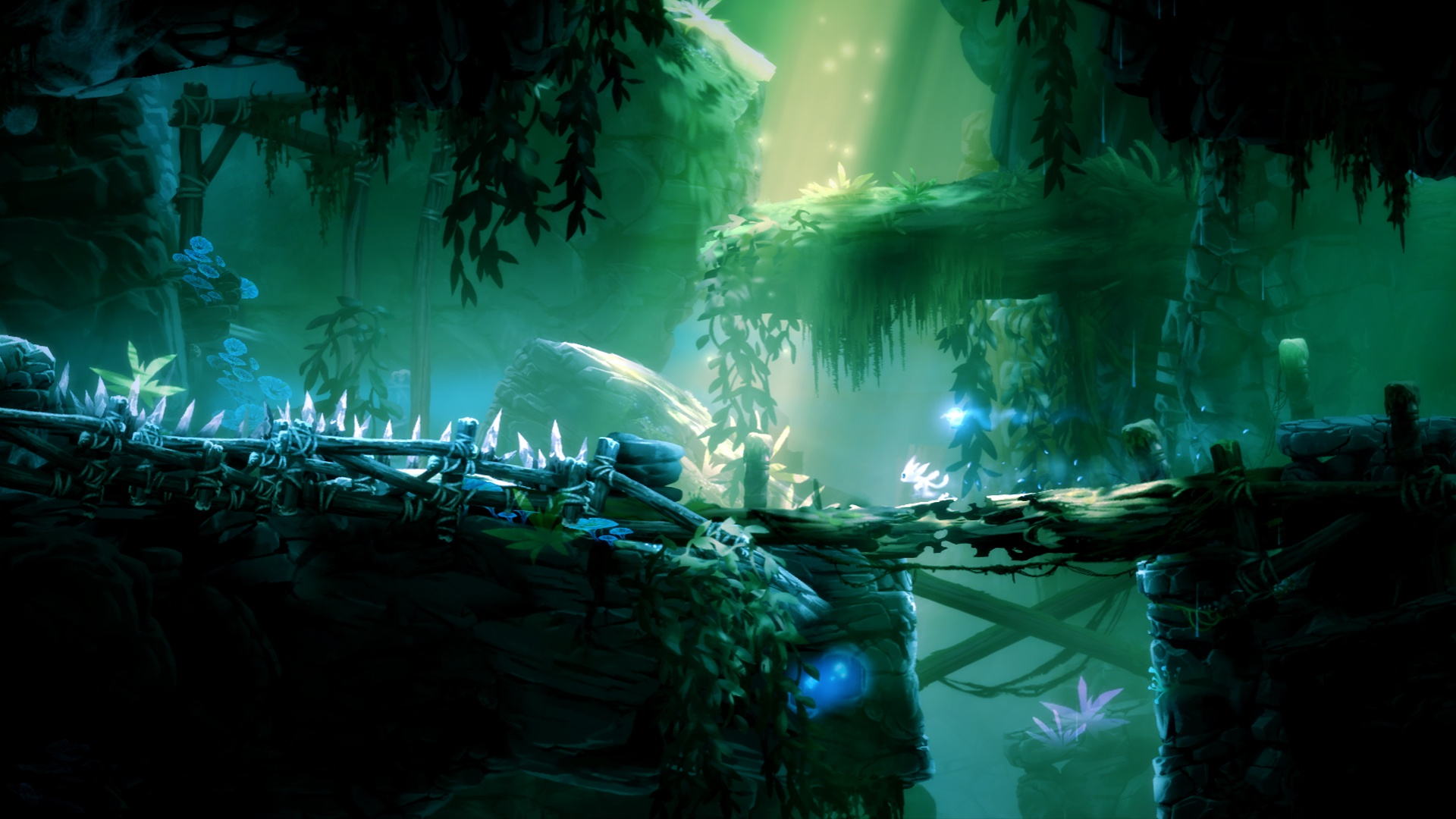 Ori And The Blind Forest Wallpapers HD