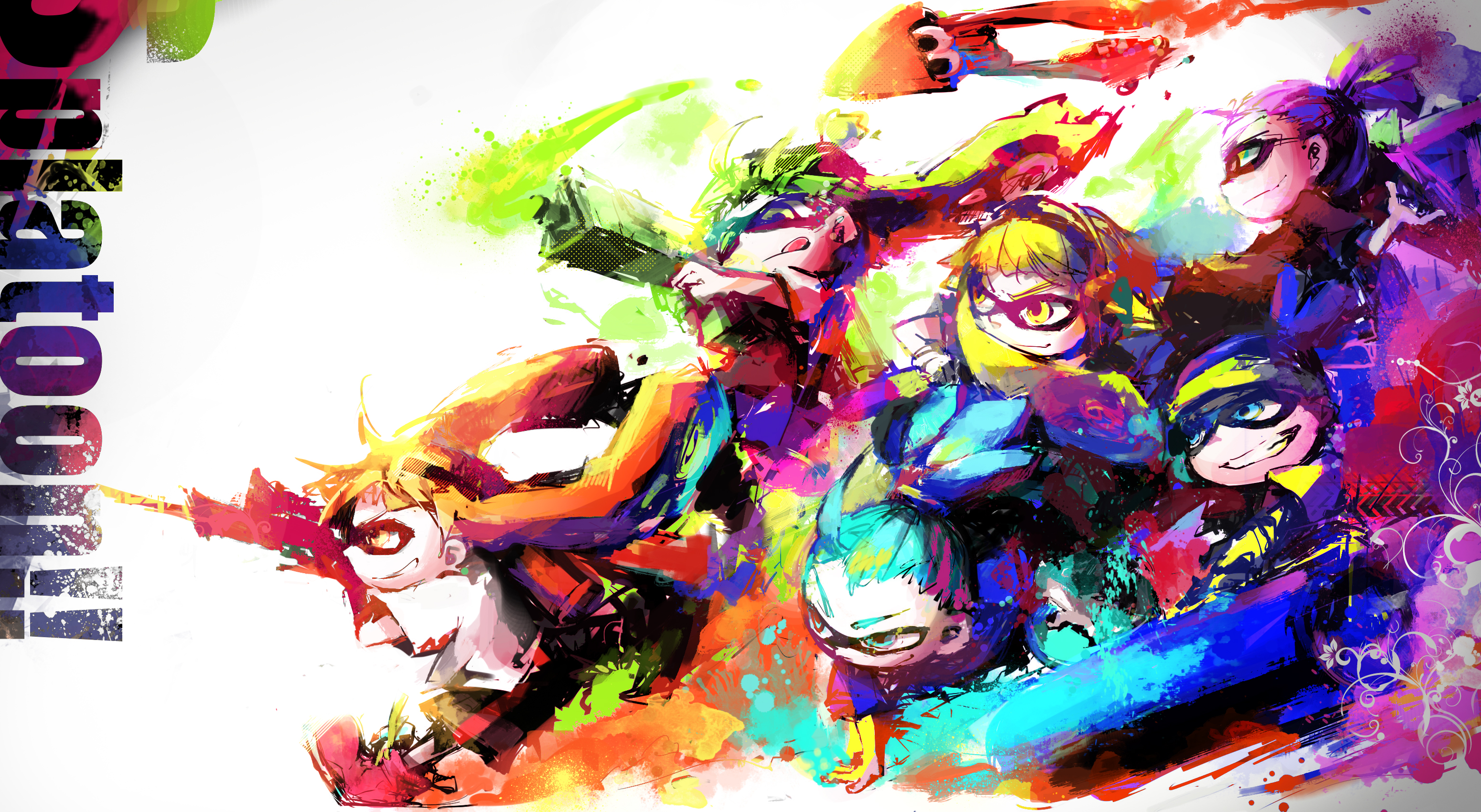 Splatoon Backgrounds   Full HD Pictures