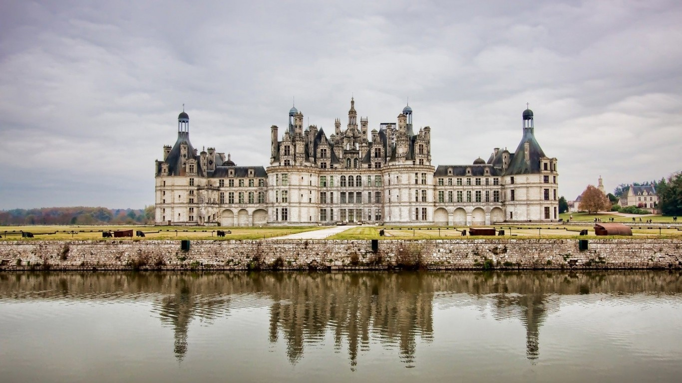 Beautiful chateau de chantilly wallpaper full hd pictures - Chateau de chantilly adresse ...