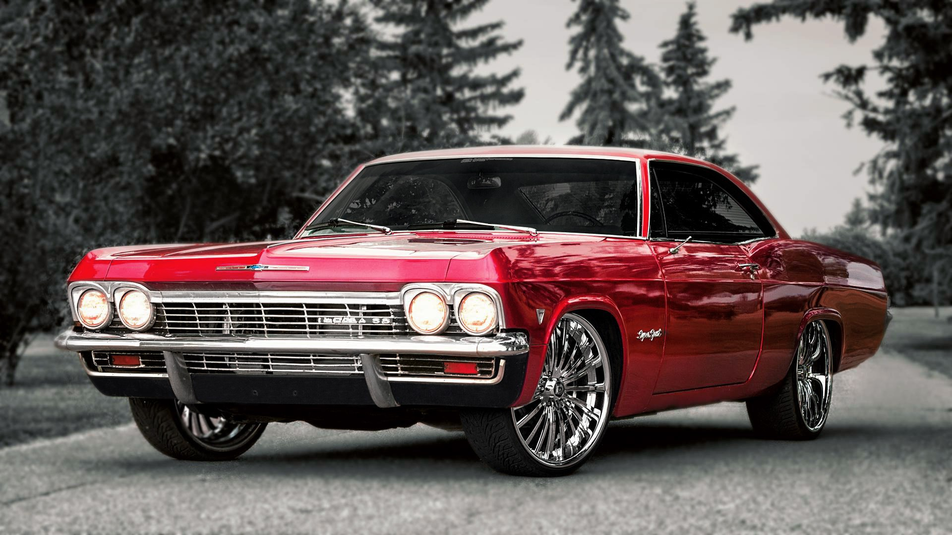gorgeous chevrolet impala wallpaper full hd pictures